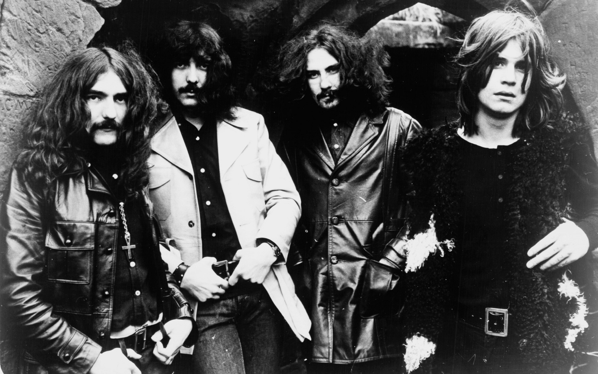 Black Sabbath Heavy Metal Band – HD Wallpapers Widescreen – 1920×1200