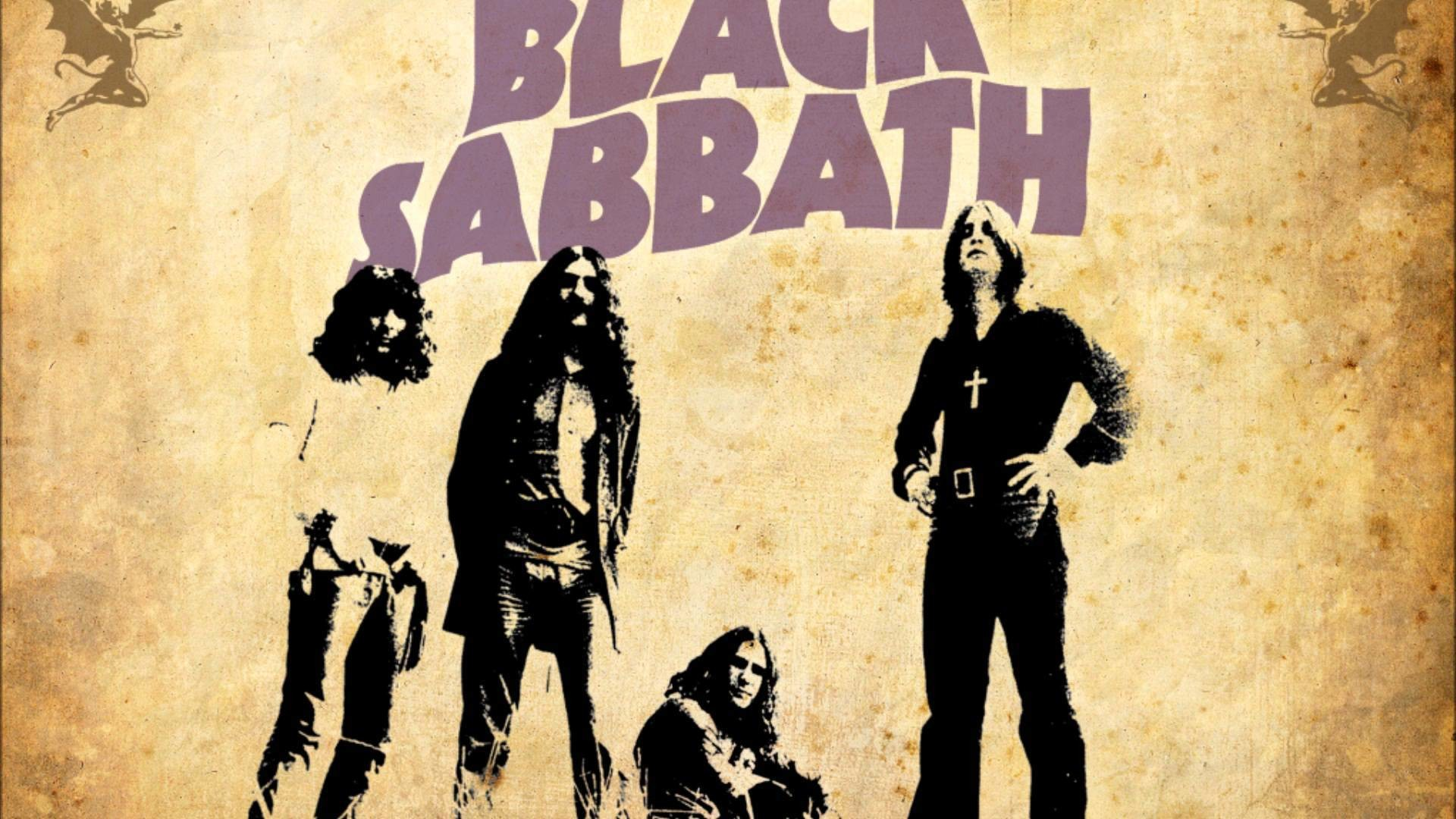 Black Sabbath Desktop