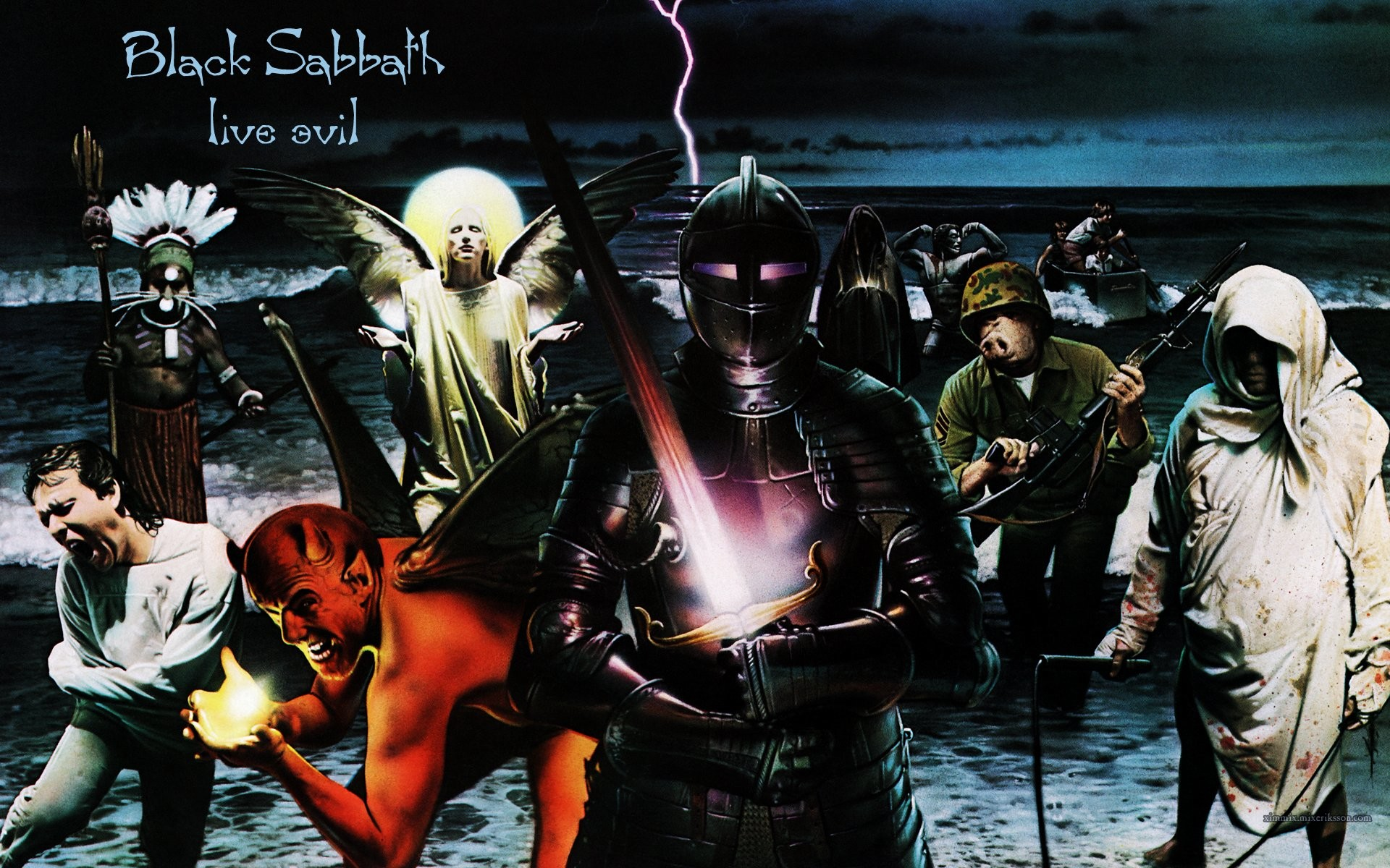HD Wallpaper | Background ID:304437. Music Black Sabbath