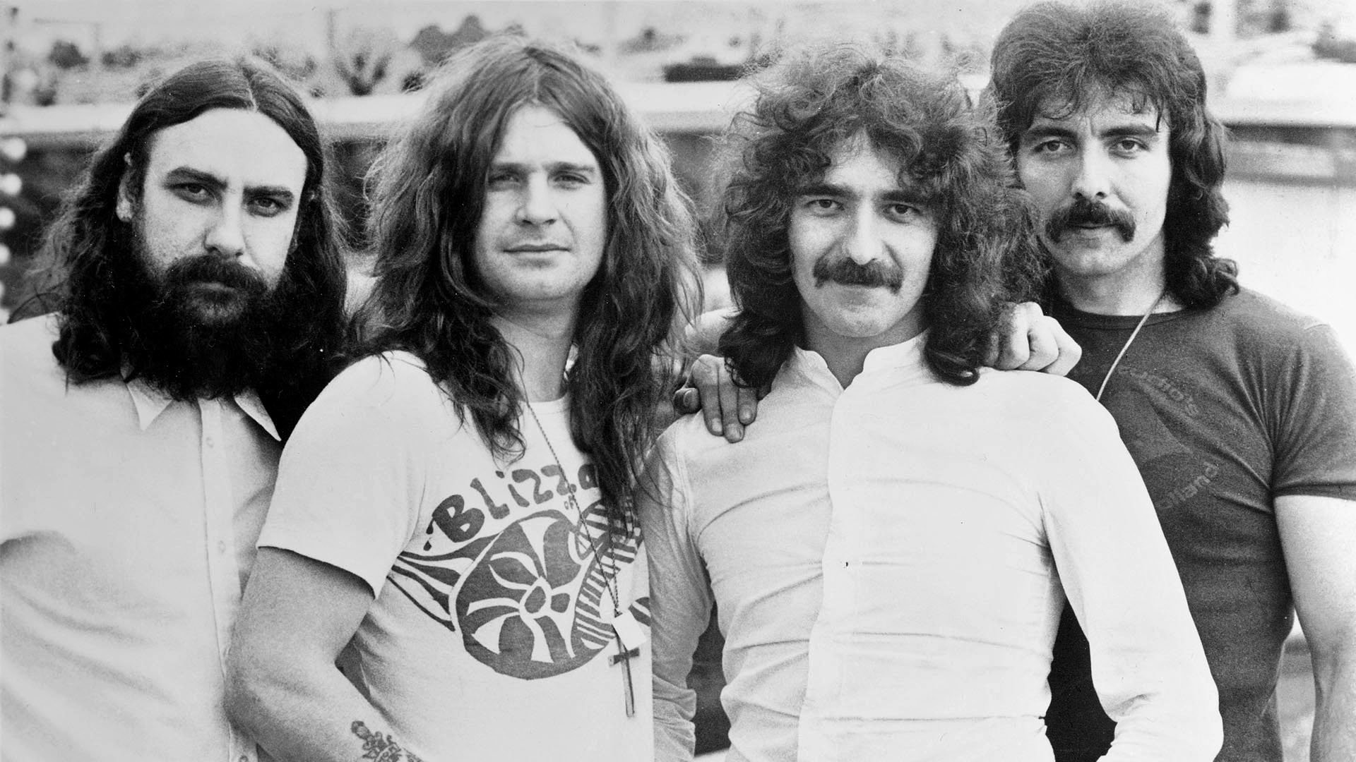 Musik – Black Sabbath Ozzy Osbourne Heavy Metal Bakgrund