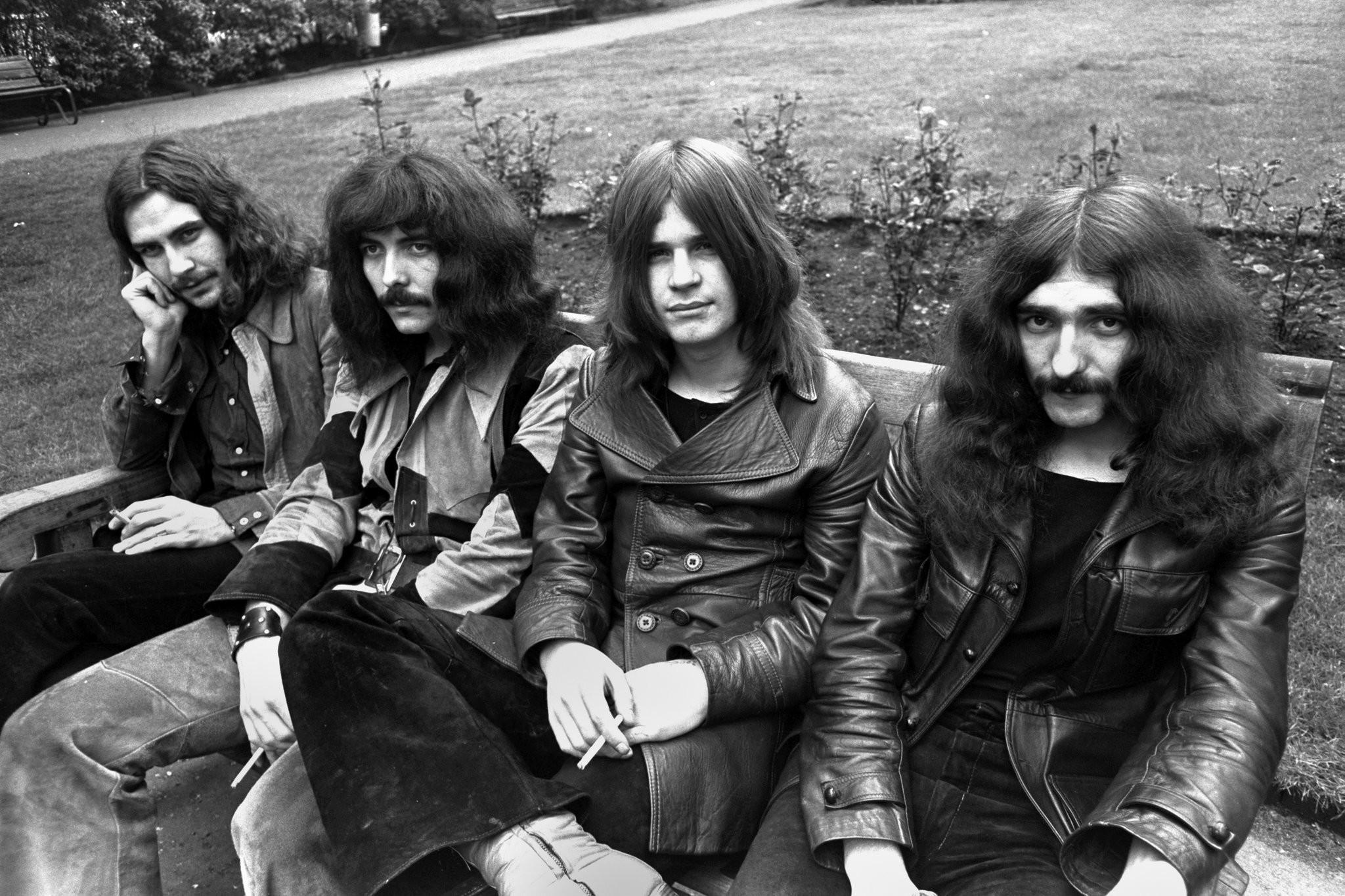 Black Sabbath quality desktop …