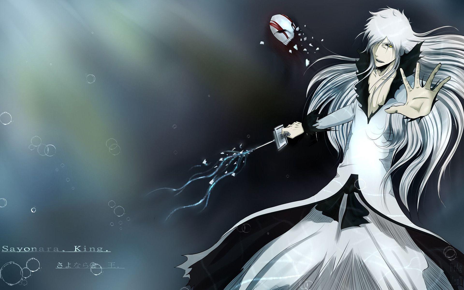 Ichigo Hollow Mask Wallpaper Hd Anime Pinterest Wallpapers