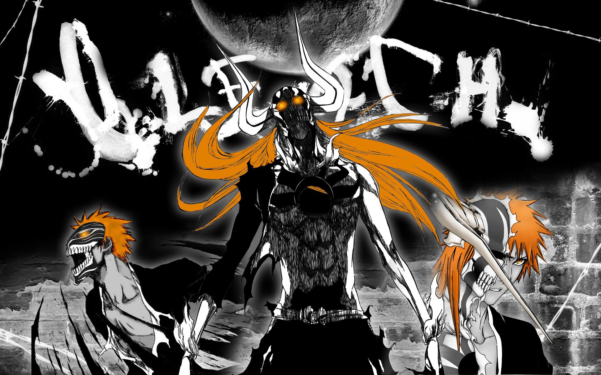 Hollow Ichigo Final Form Wallpapers Wide Hollow Final Form Bleach Hollow Vs  Aizen New Transformation Kurosaki Form 3 Hollow Vs Naruto Kyubi Gif :  Archived …