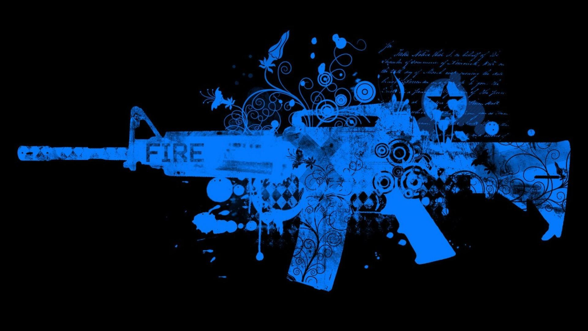 … abstract guns hd wallpaper hd latest wallpapers …