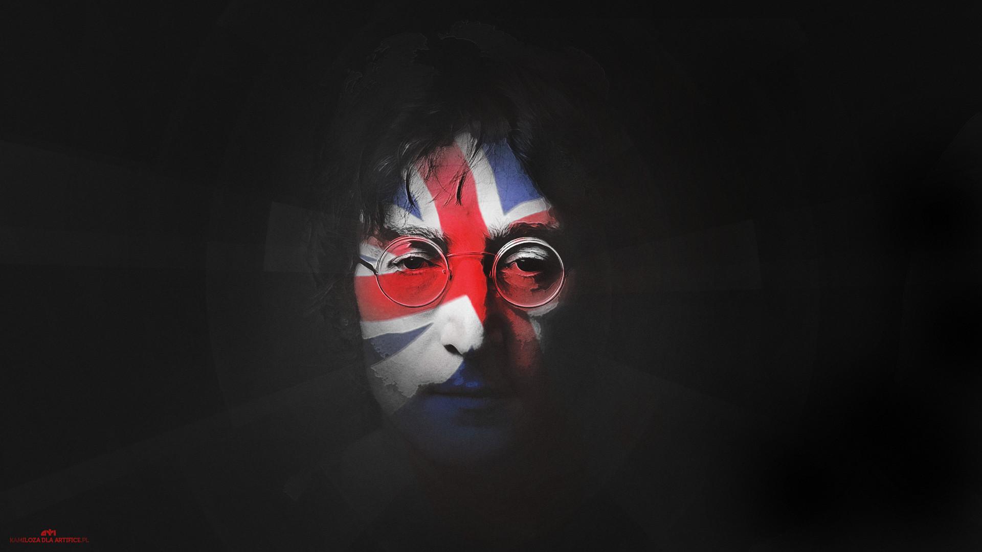 John Lennon by Kamiloza John Lennon by Kamiloza