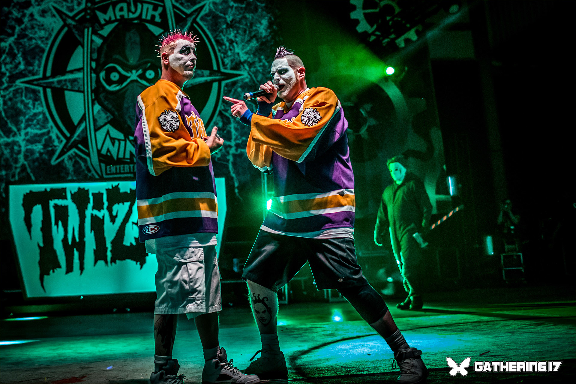 … gathering of the juggalos press and artwork; twiztid als images …