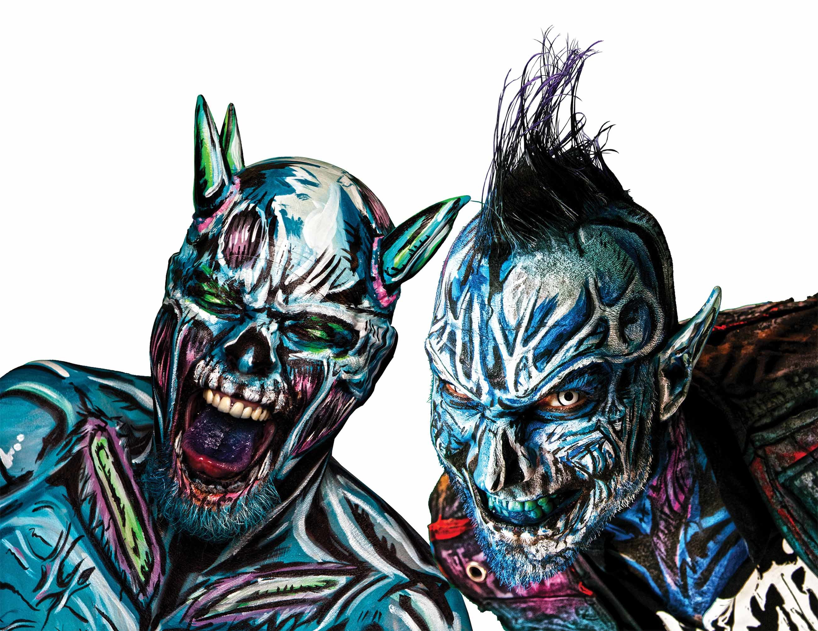 Mike Chaiken has published an article on The Southington Observer about the  Demented Duo, Twiztid.