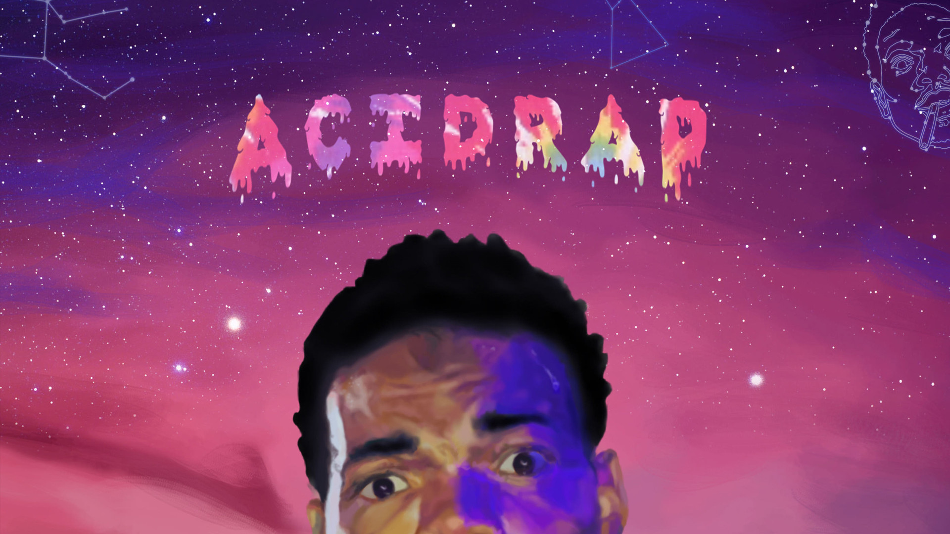 Acid Rap Chance The Rapper Wallpaper Chance the rapper acid rap