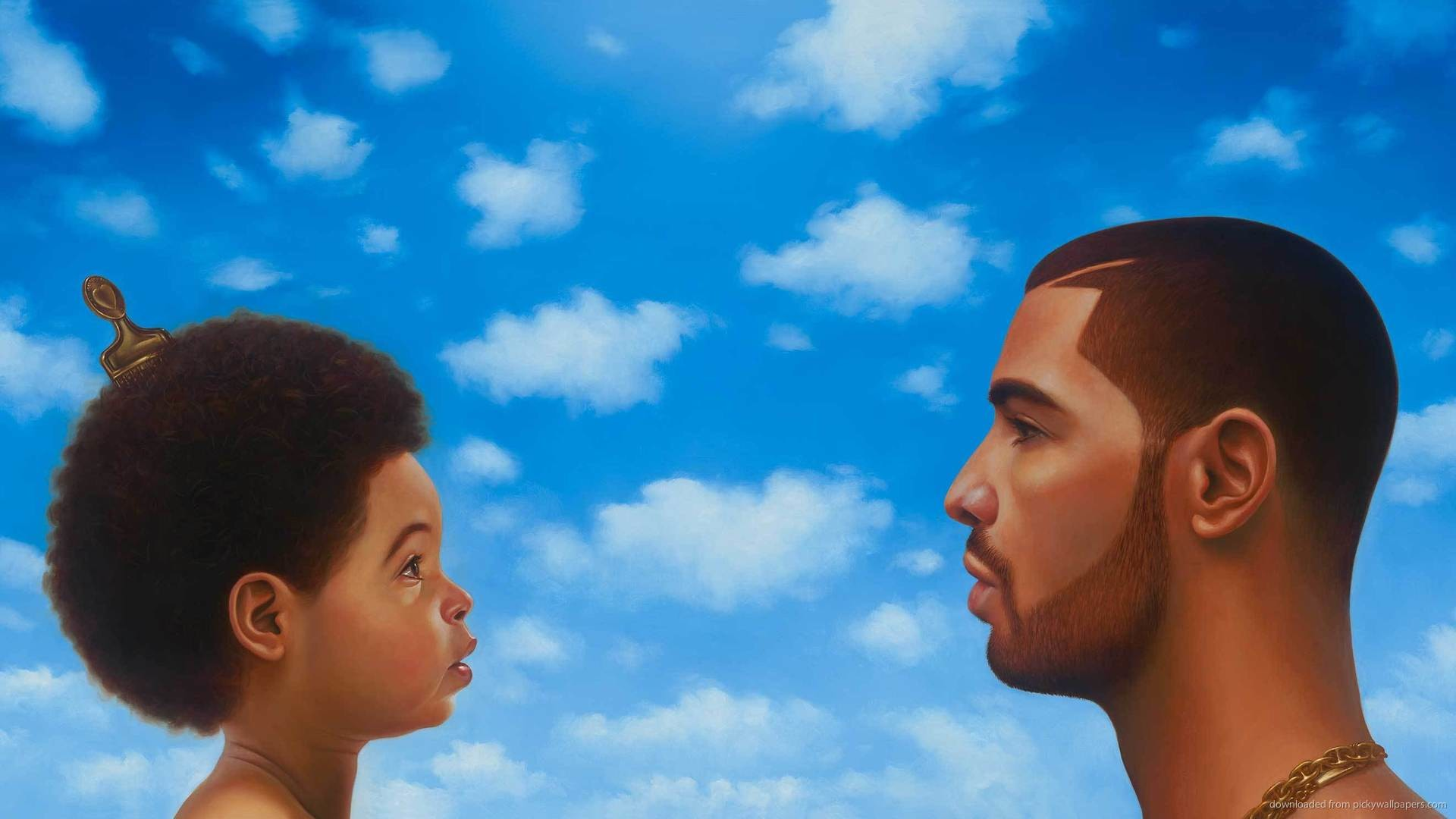 … Drake – Nothing Was The Same