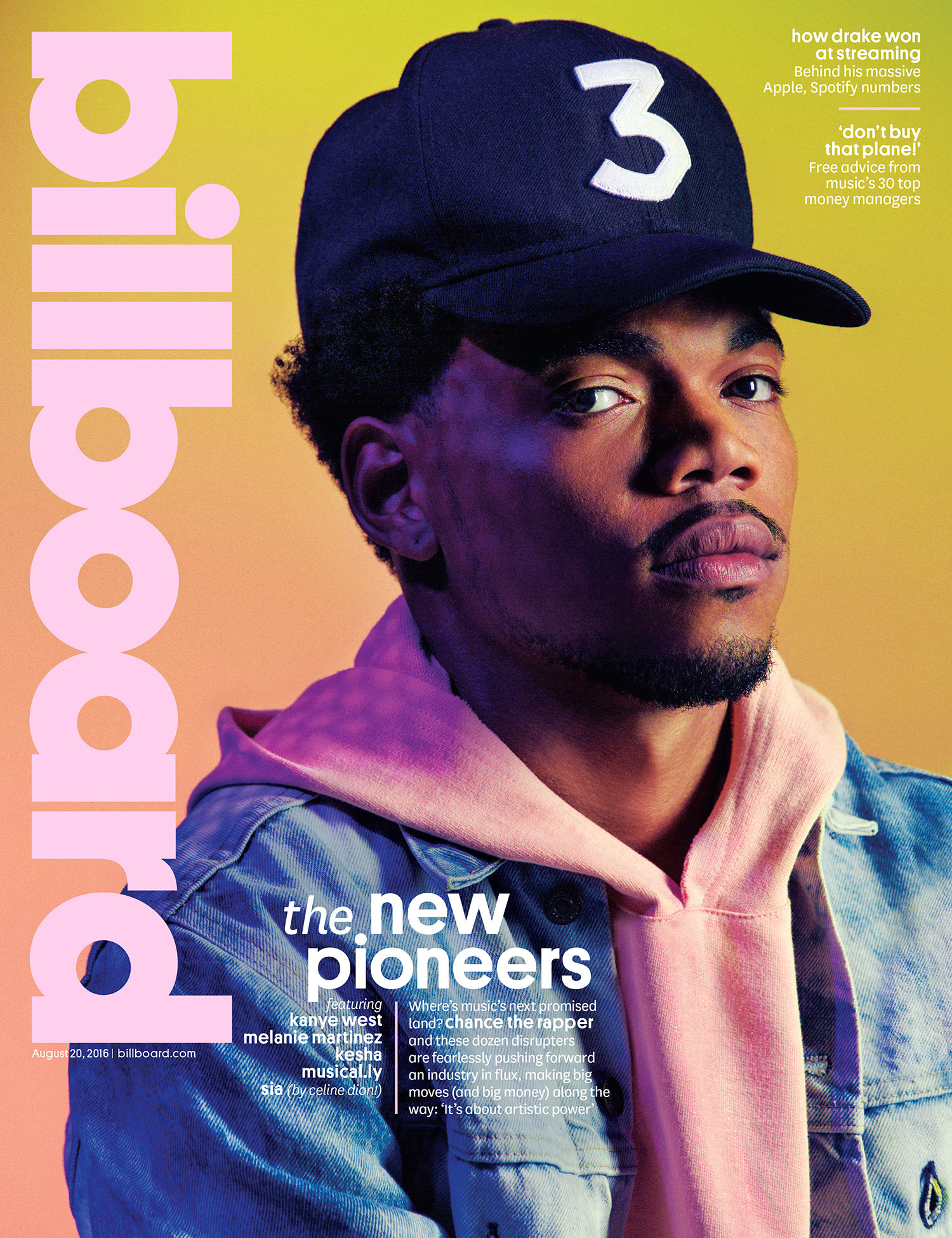 Chance The Rapper Talks Personal Responsibility In ..