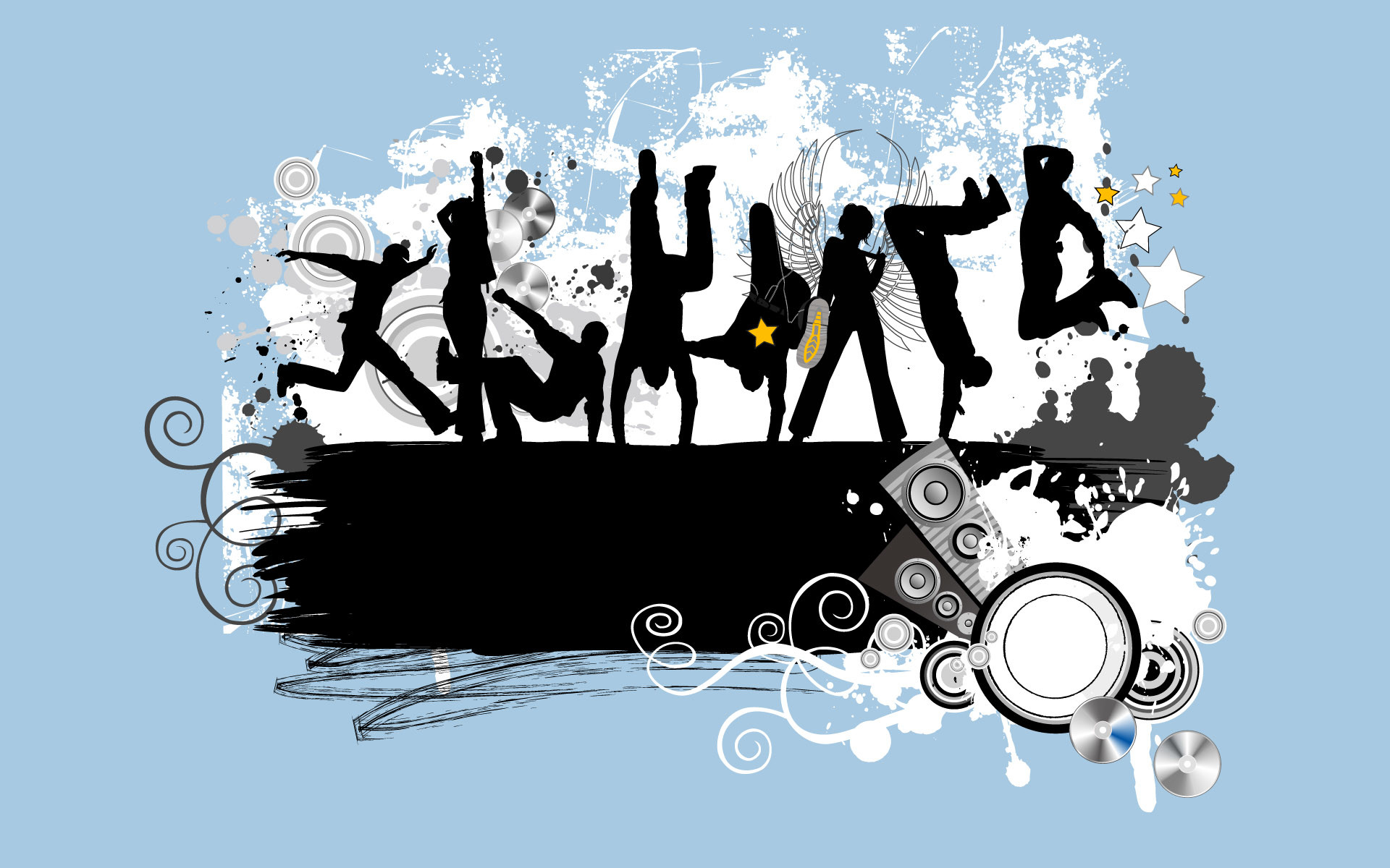Music Abstract Music Abstract Backgrounds