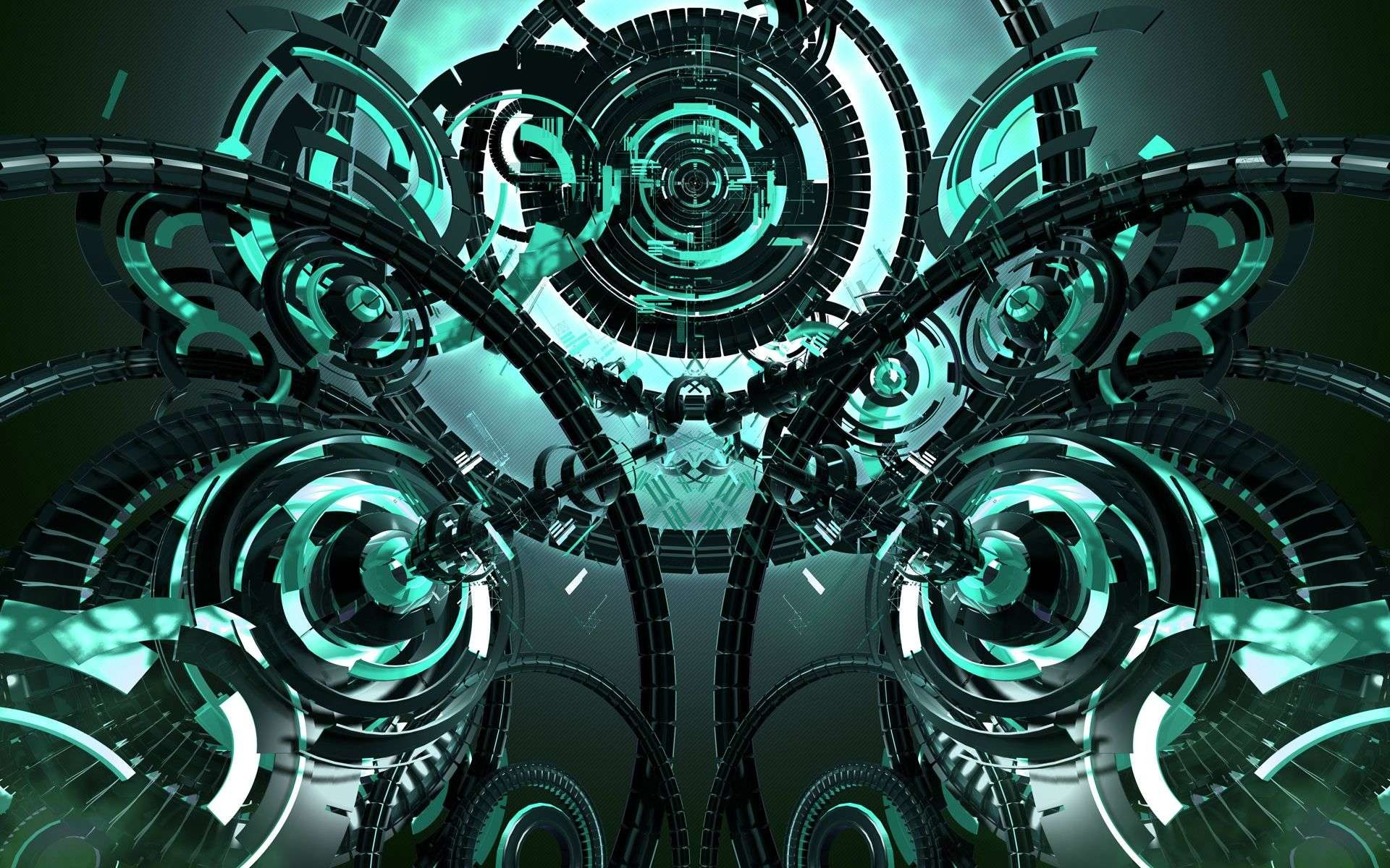 awesome abstract backgrounds music