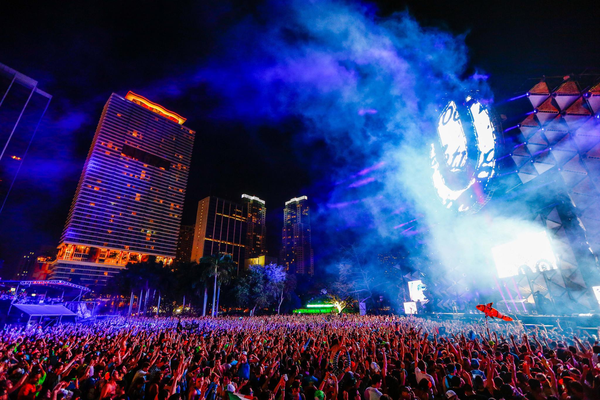Ultra Music Festival HD Wallpaper