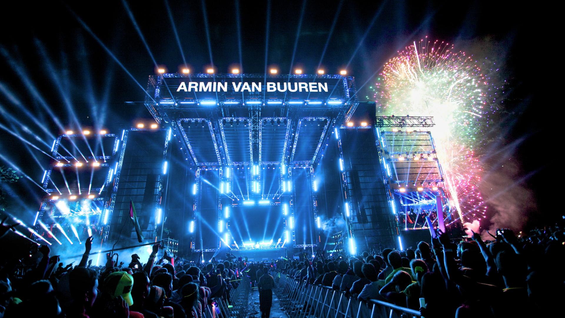 Ultra Music Festival 2012 Wallpaper