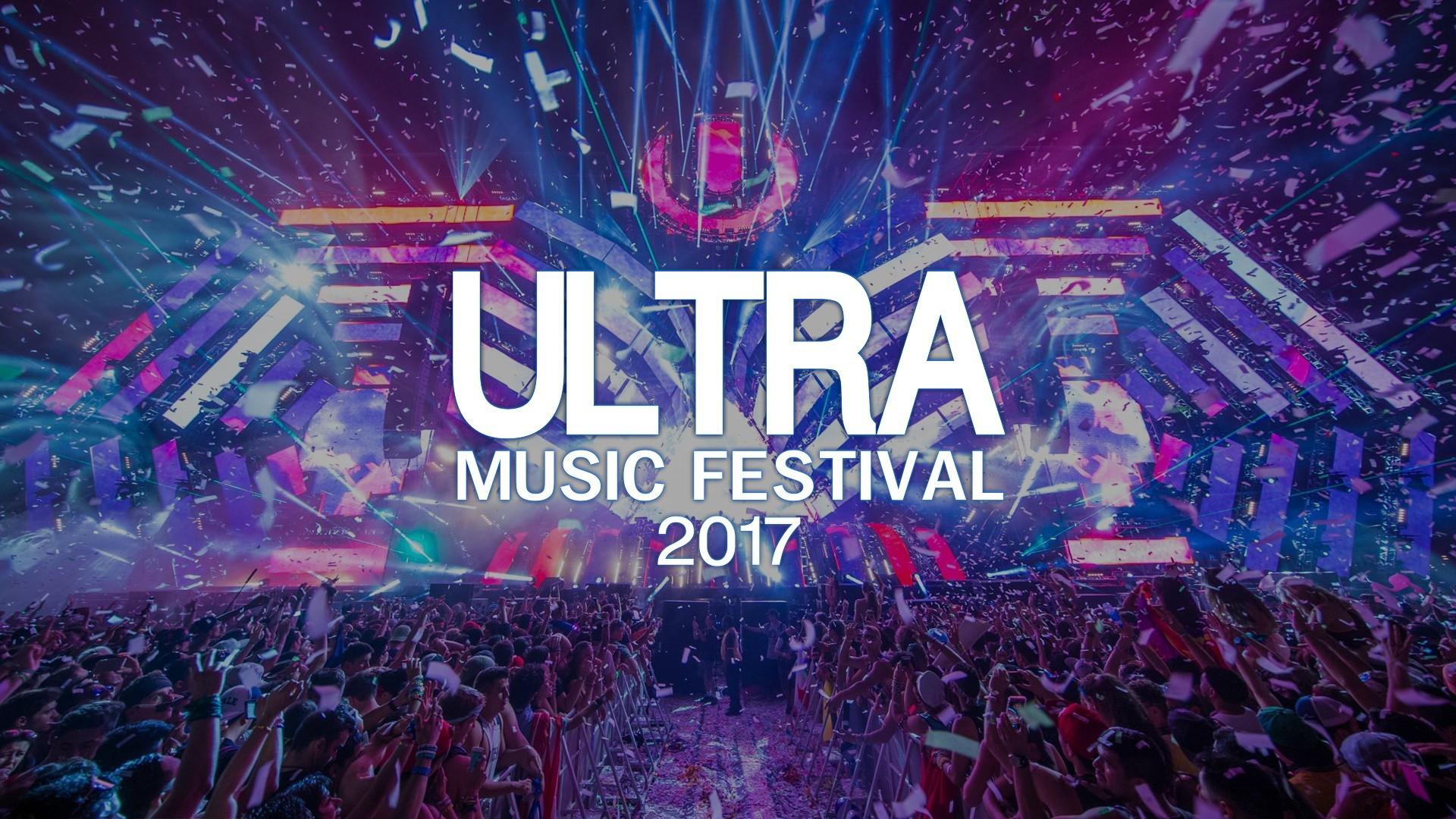 General Ultra Music Festival UMF logo