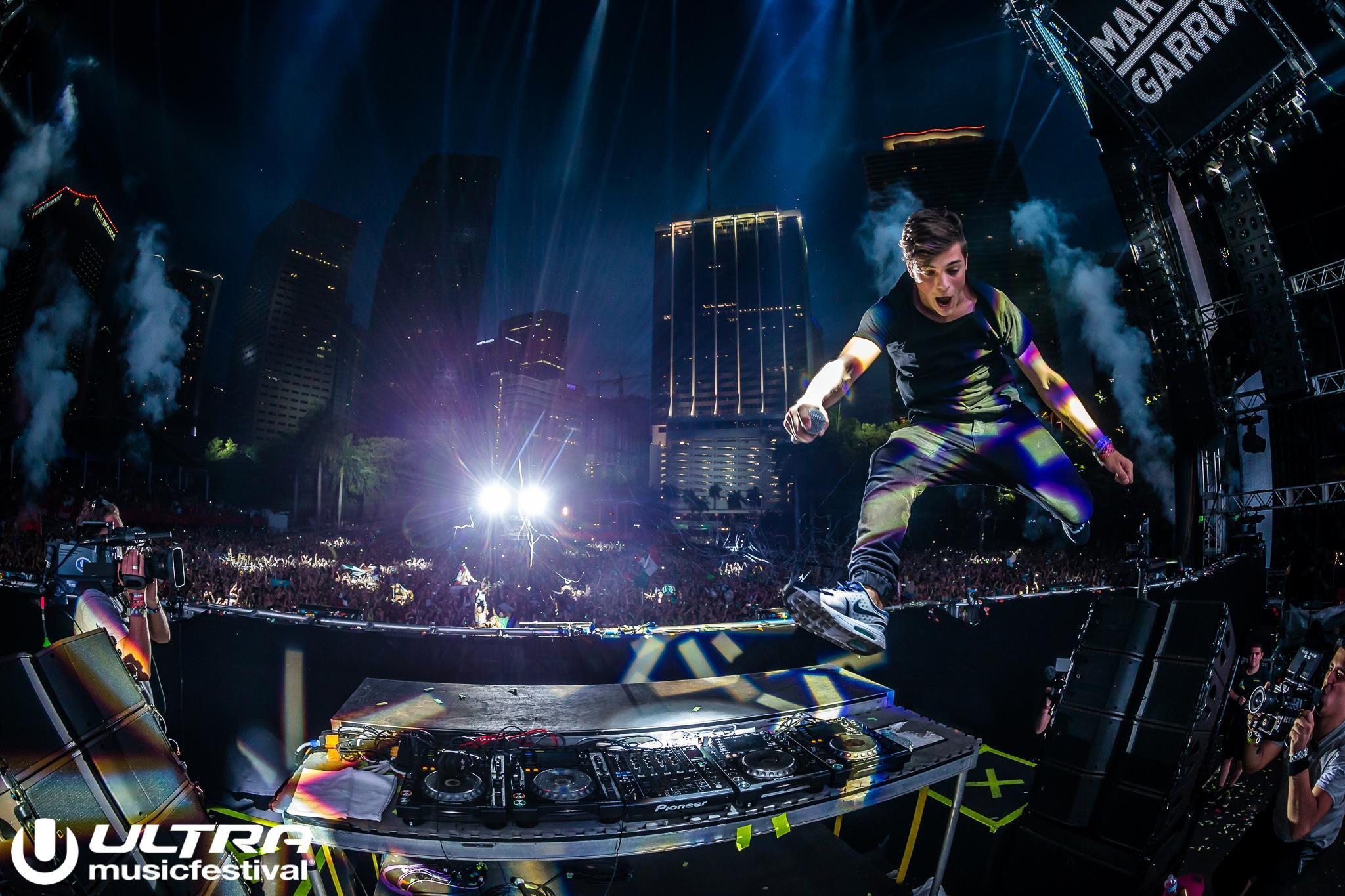 Martin Garrix Reveals Ed Sheeran Collaboration At Ultra Music Festival |  Your EDM