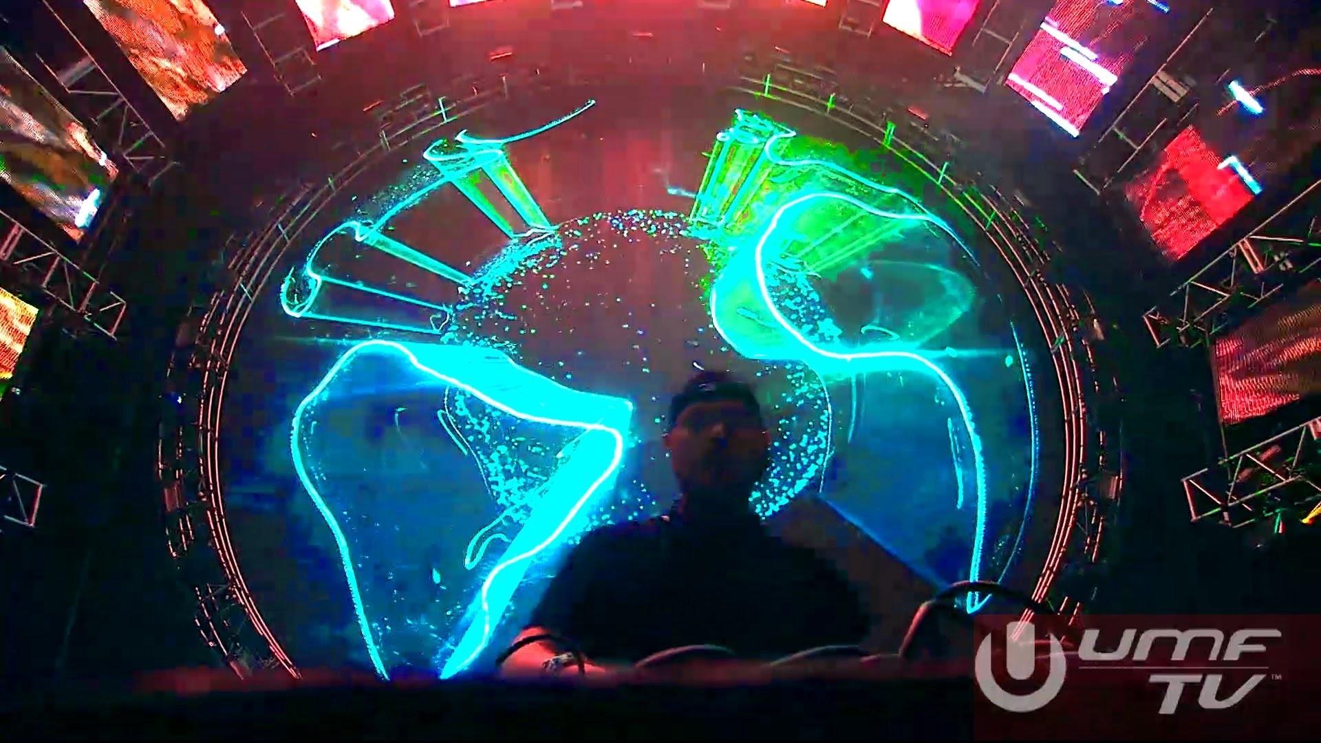 Eric Prydz – Live @ Ultra Music Festival 2014