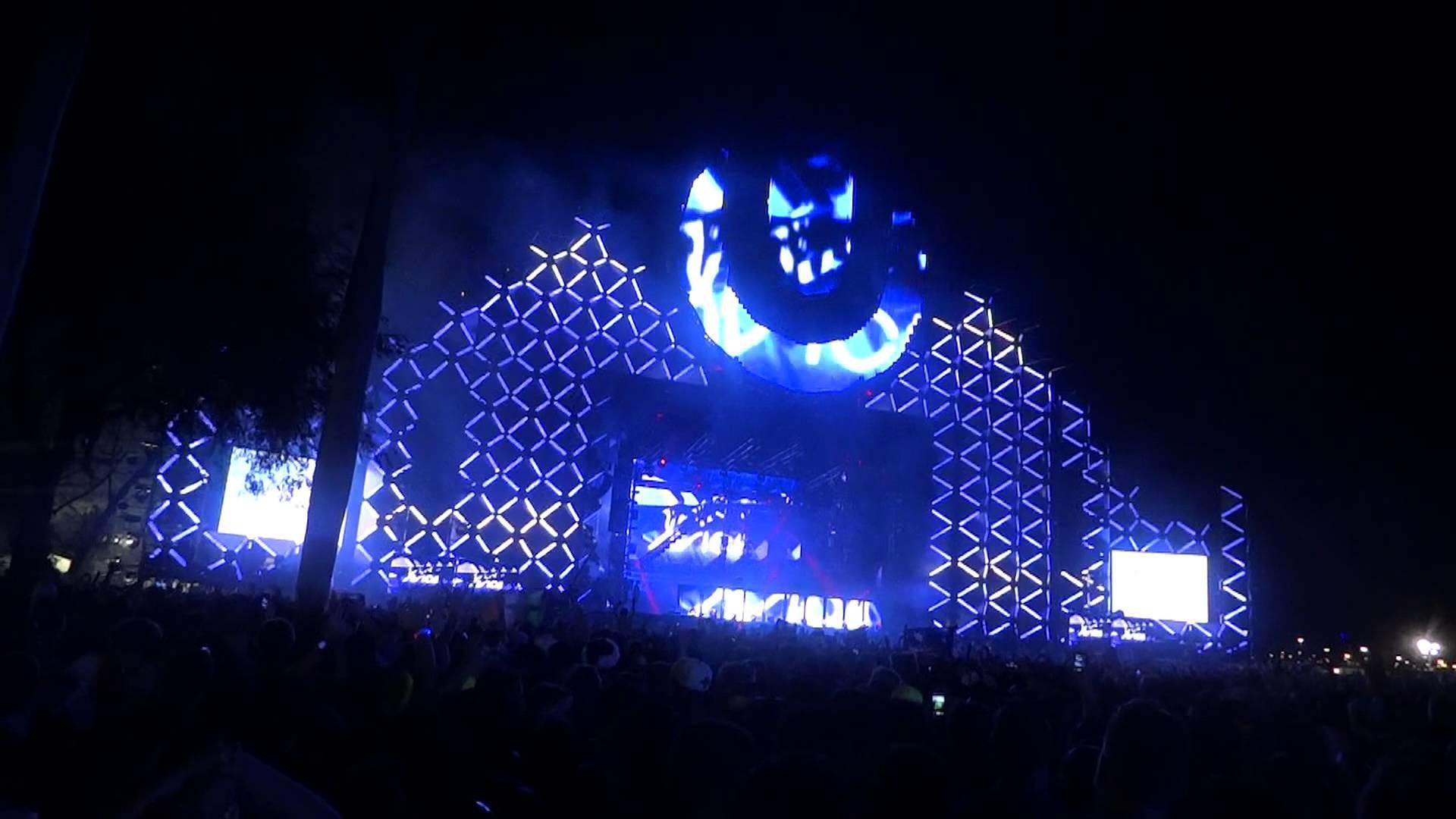 Avicii @ Ultra Music Festival 2013 Miami HD* 1080P 3D 2/2