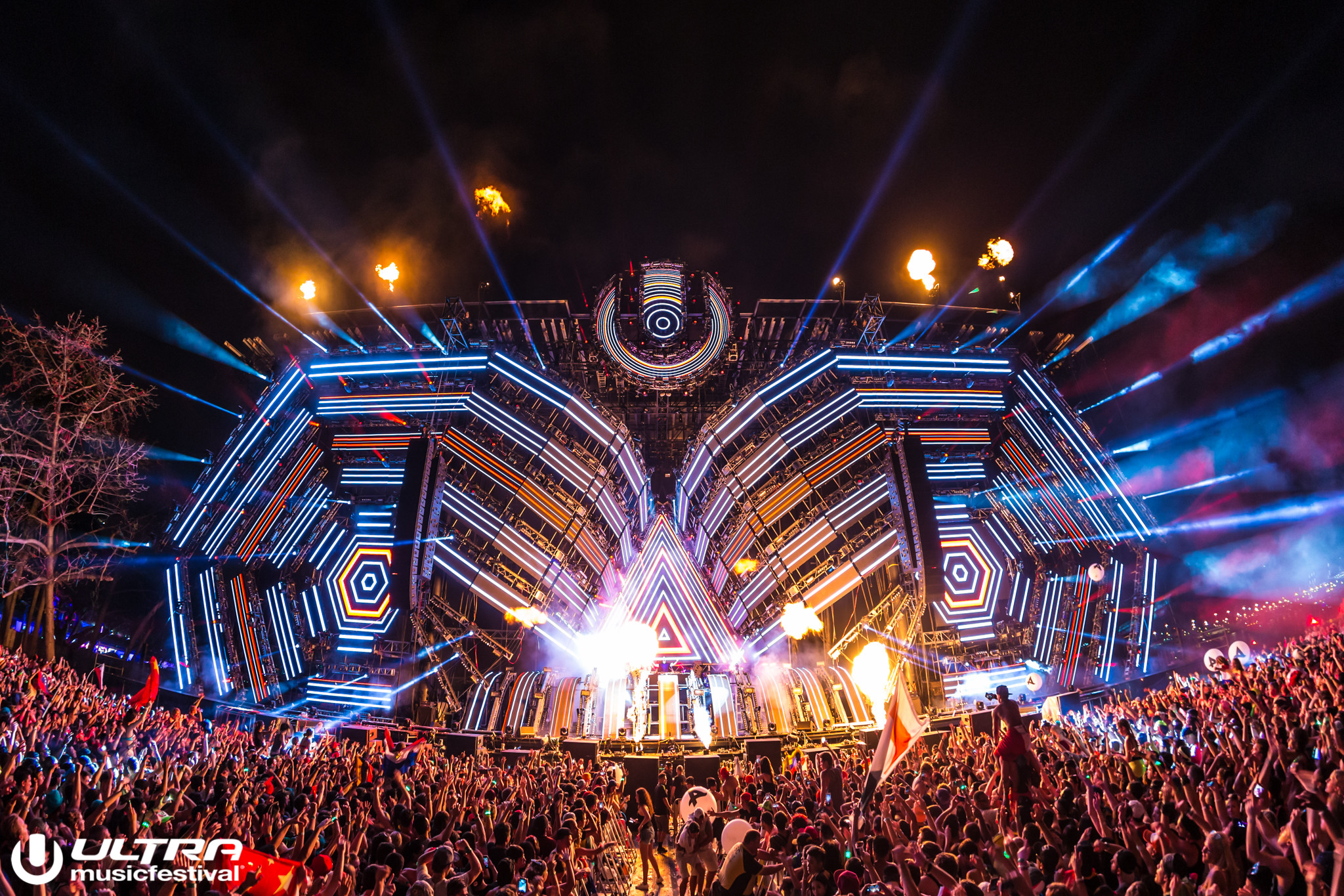 Ultra Music Festival … Δείτε το LIVE 24, 25 & 26 Μαρτίου!