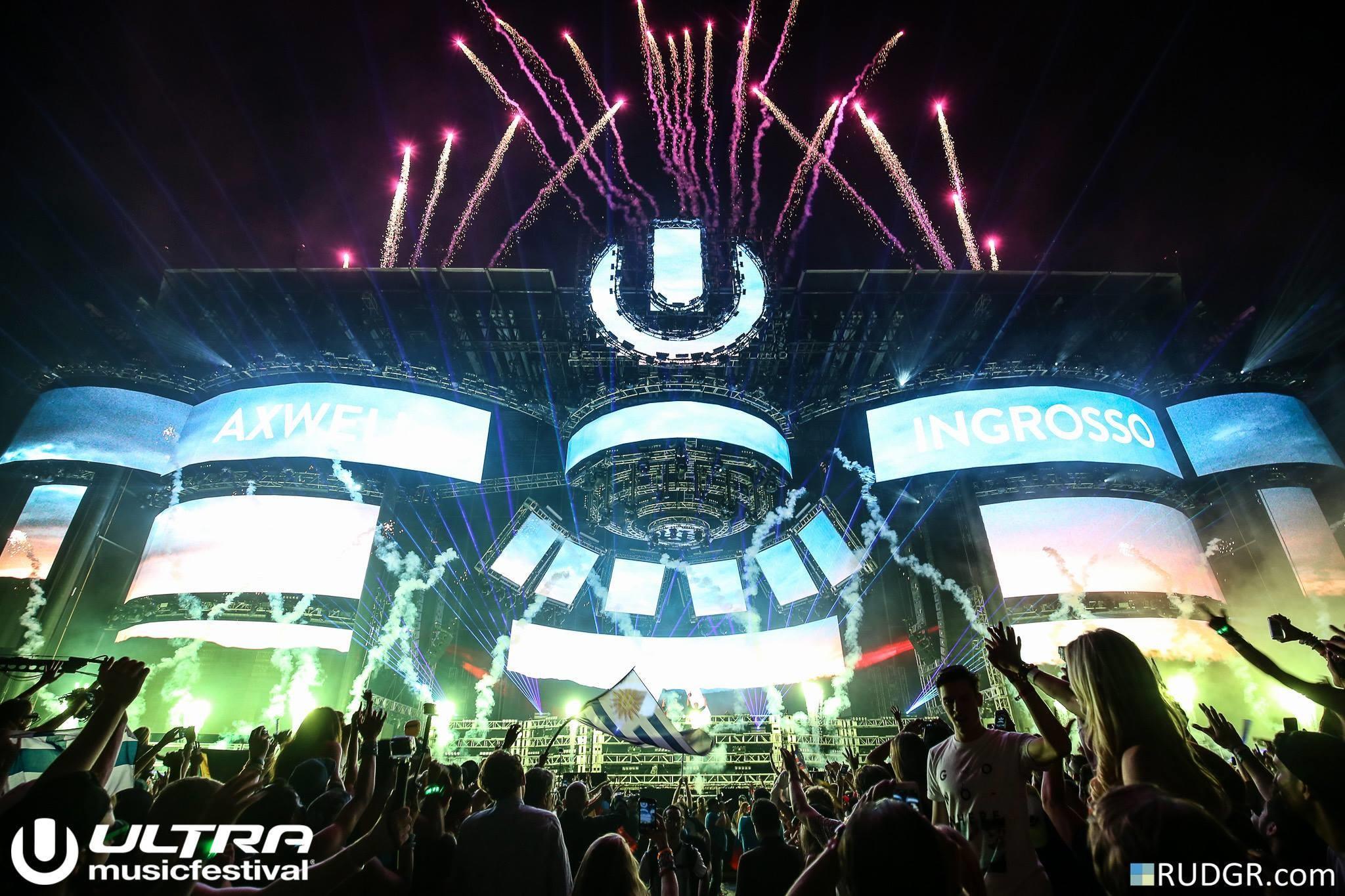 Tracklist | Axwell & Ingrosso live @ Ultra Music Festival Miami 28-03-2015.