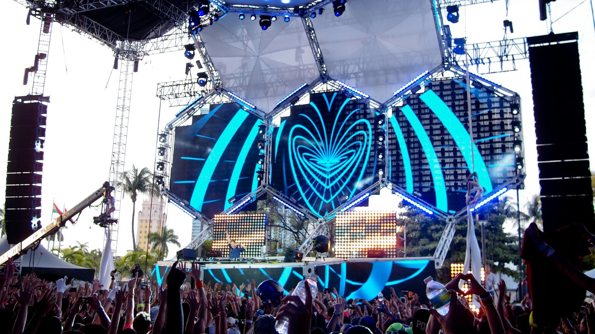 UMF – Ultra Music Festival Miami HD Wallpapers. 4K Wallpapers