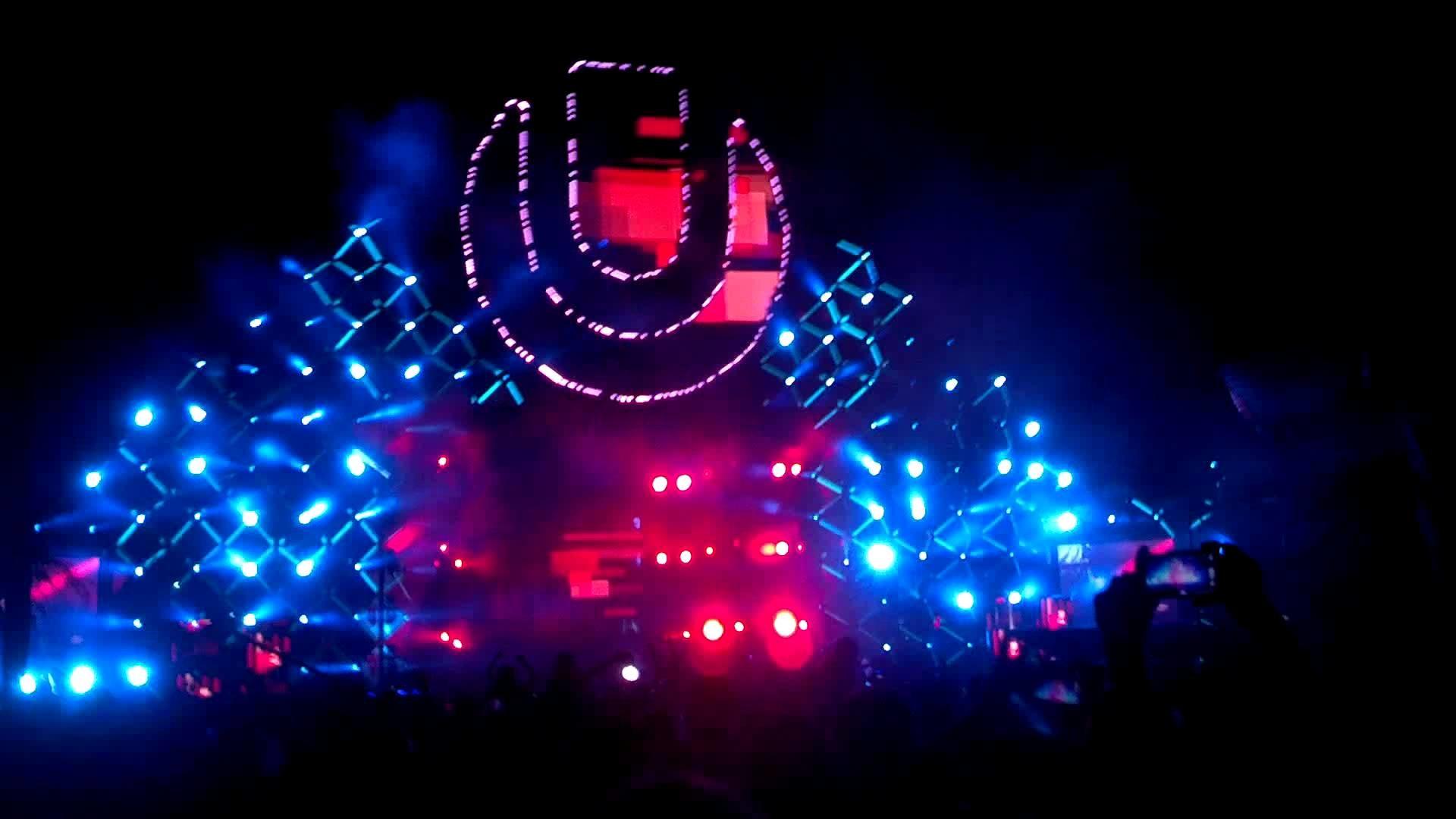 "Knife Party ""internet friends"" @ Ultra Music Festival 2013 (Miami)"