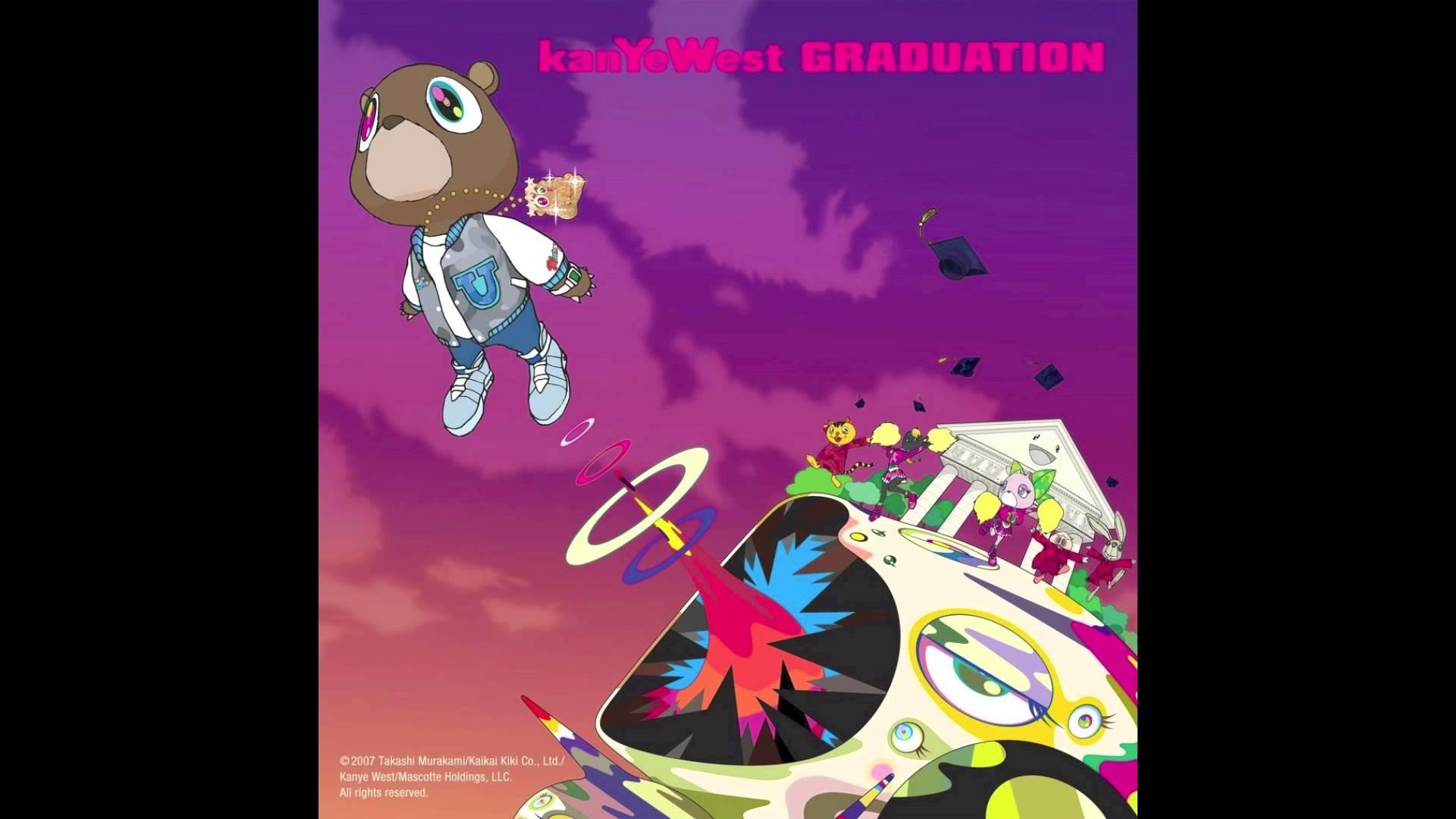 Everything I Am – Kanye West – Graduation (HD)