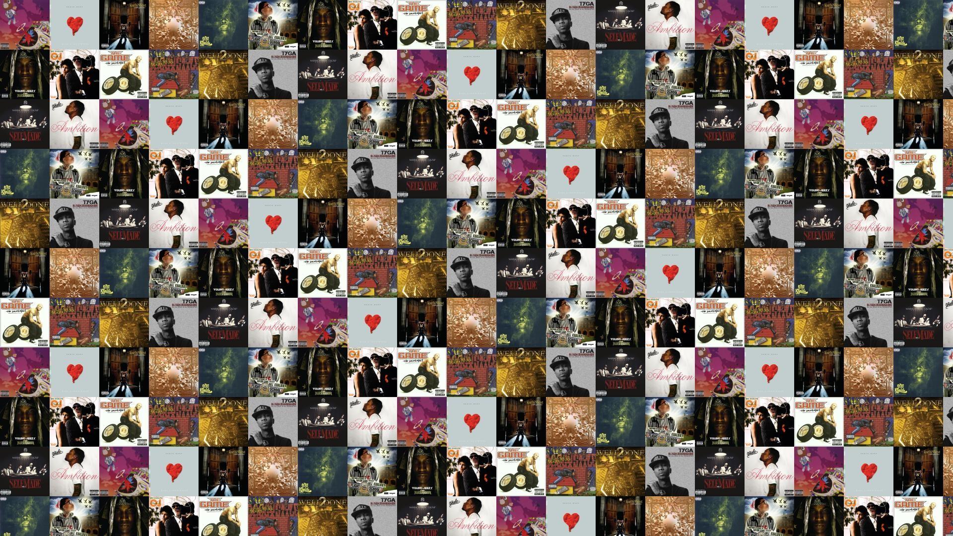 Kanye West Graduation 808s Heartbreaks Kanye West Wallpaper Â« Tiled Desktop  Wallpaper