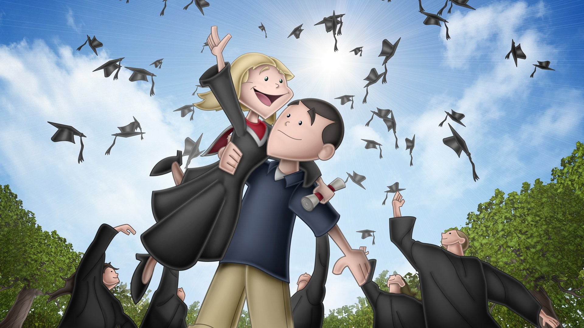 Awesome Graduation Images Collection: Graduation Wallpapers