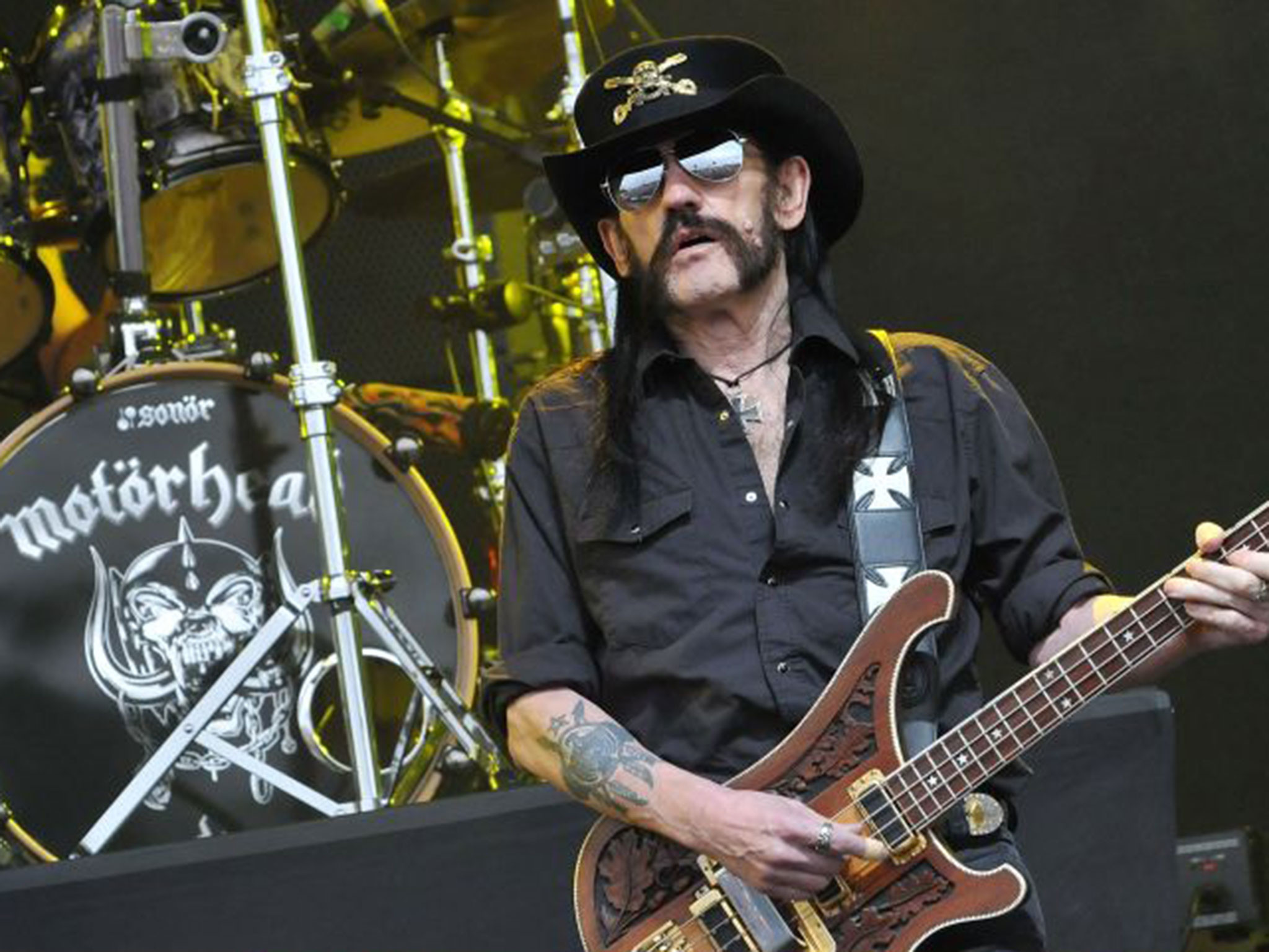 Lemmy Kilmister dead: Motorhead will not tour or release new albums after  frontman's death, drummer confirms | The Independent