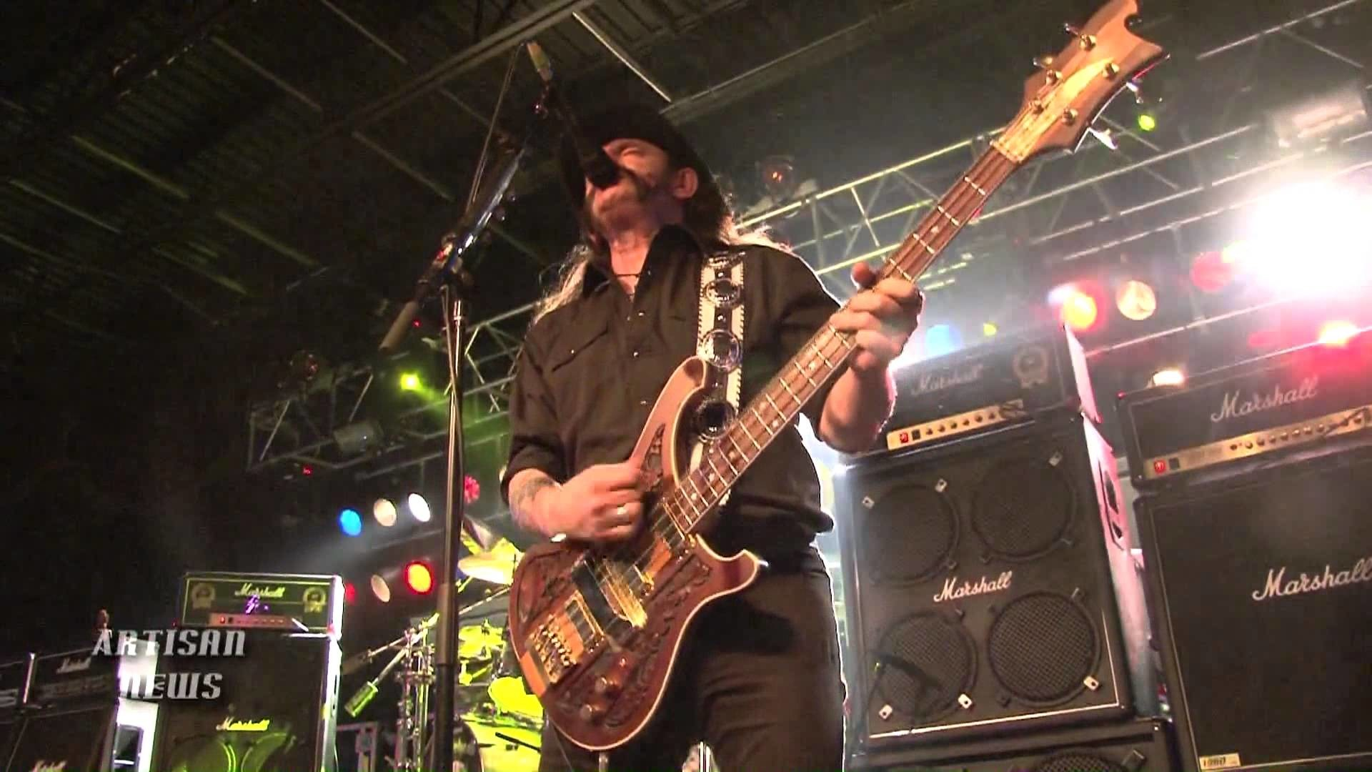 MOTORHEAD LEMMY KILMISTER BATTLING HEMATOMA, HEART ISSUES – YouTube