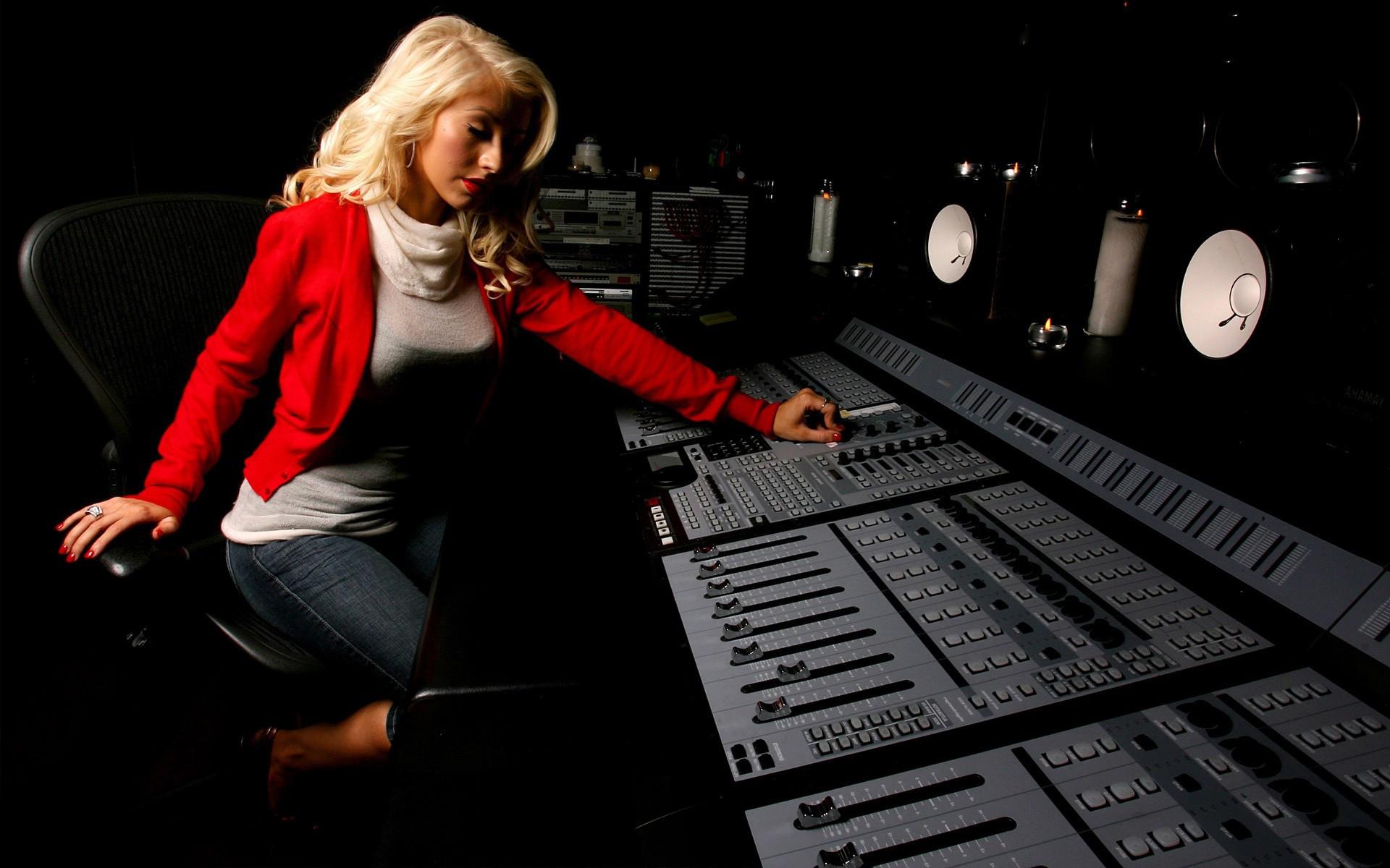 hd wallpaper recording studio – photo #42. Christina Aguilera wallpaper –  923519