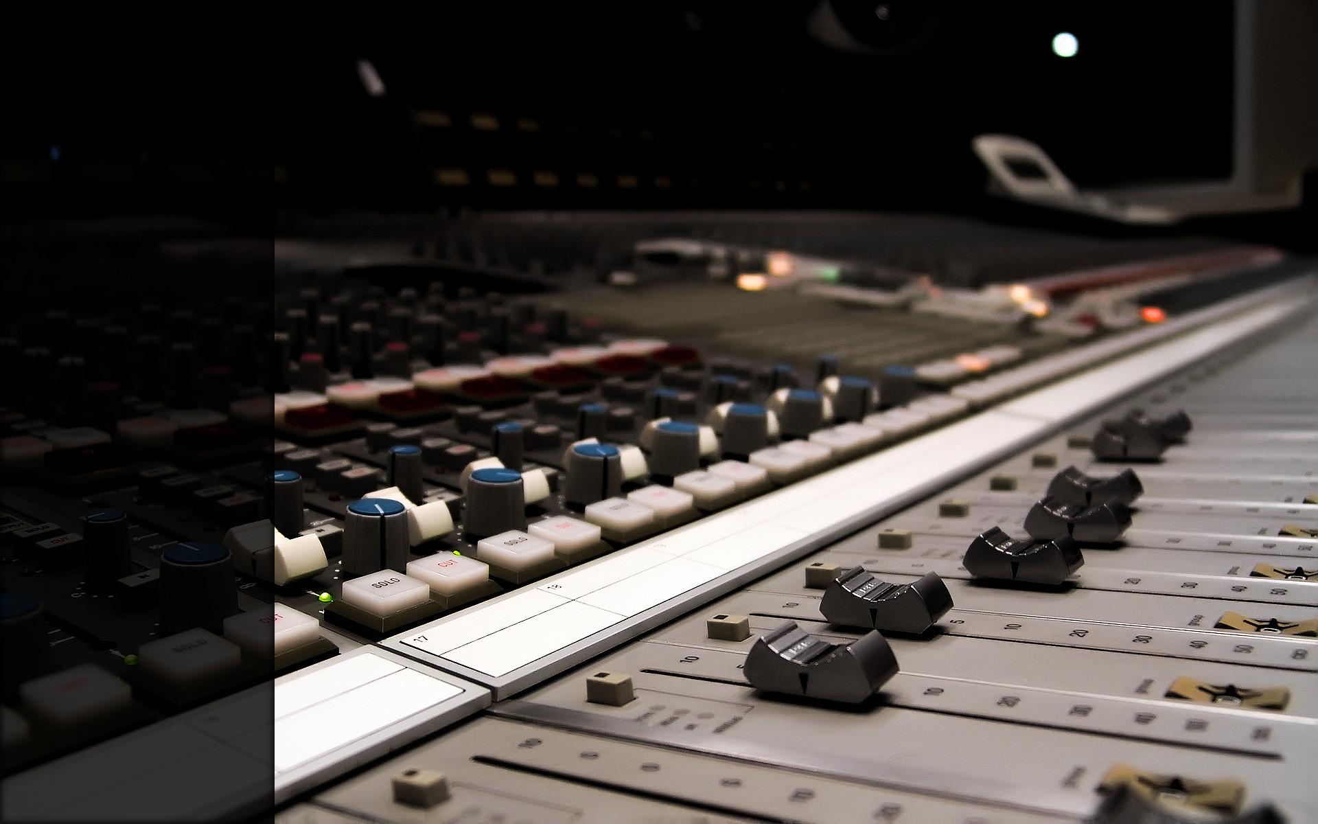Music Recording Studio Hd Wallpapers