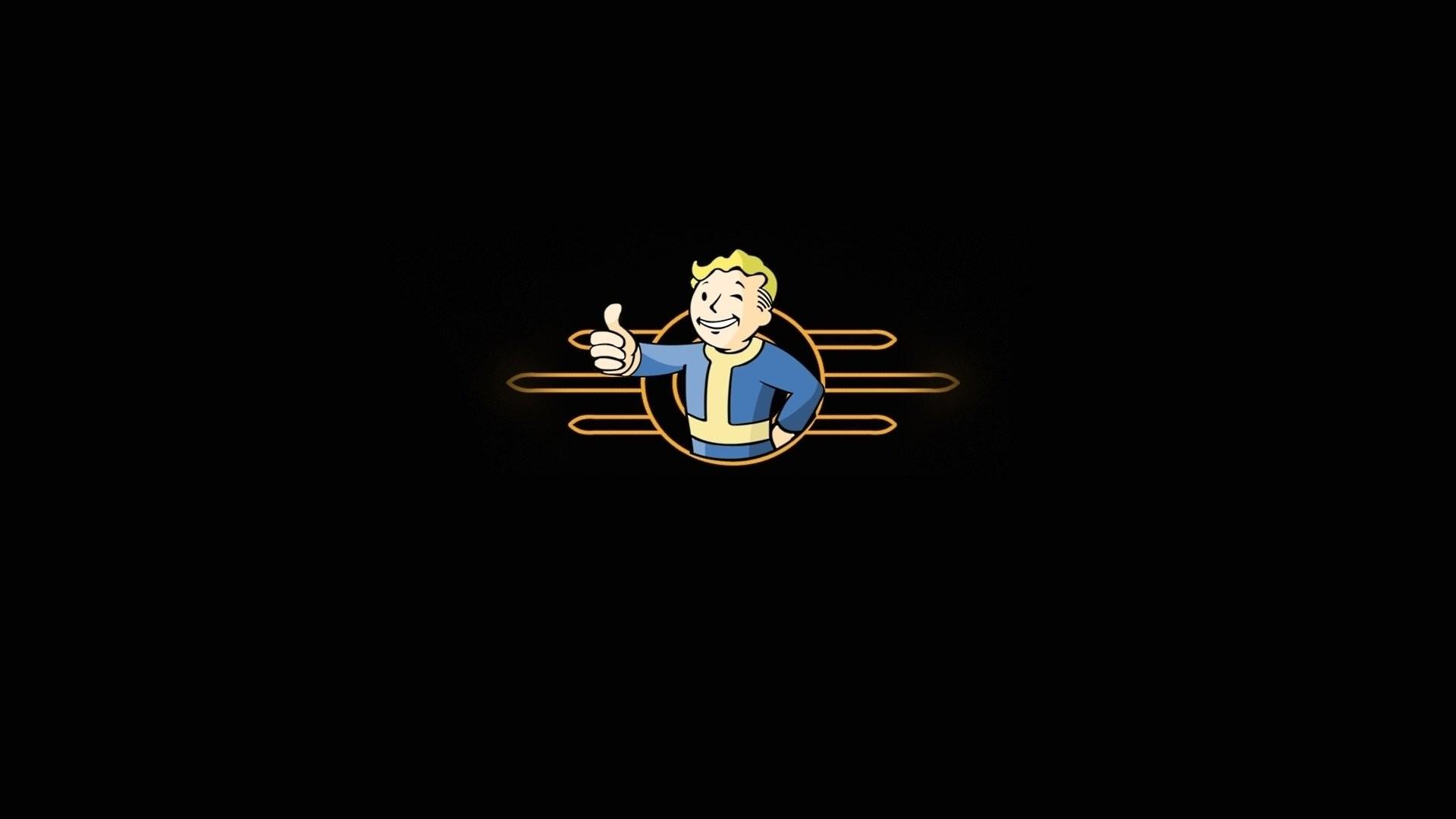 Fallout 3 Vault Boy