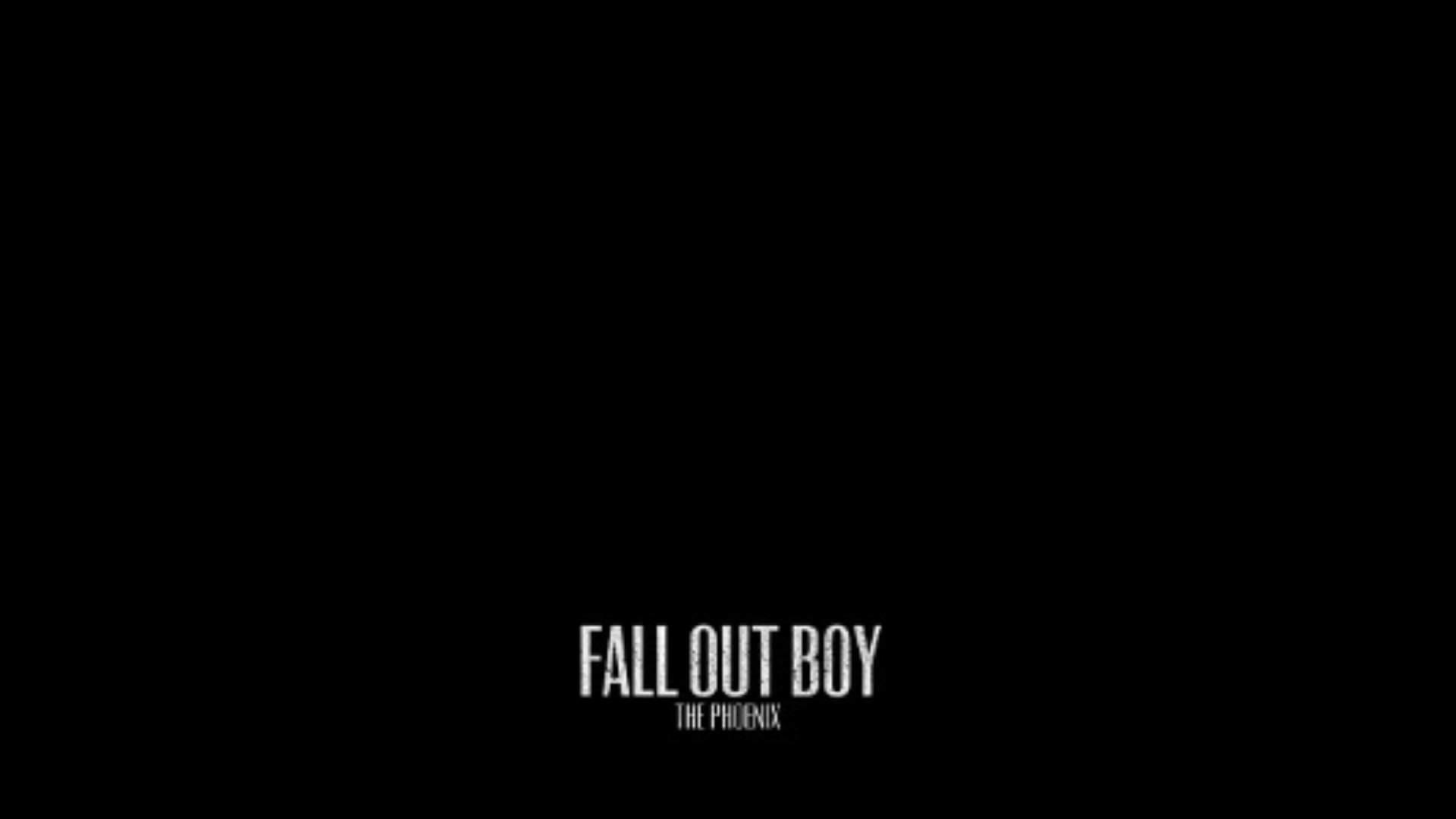 The Phoenix Lyrics – Fall Out Boy (HD)