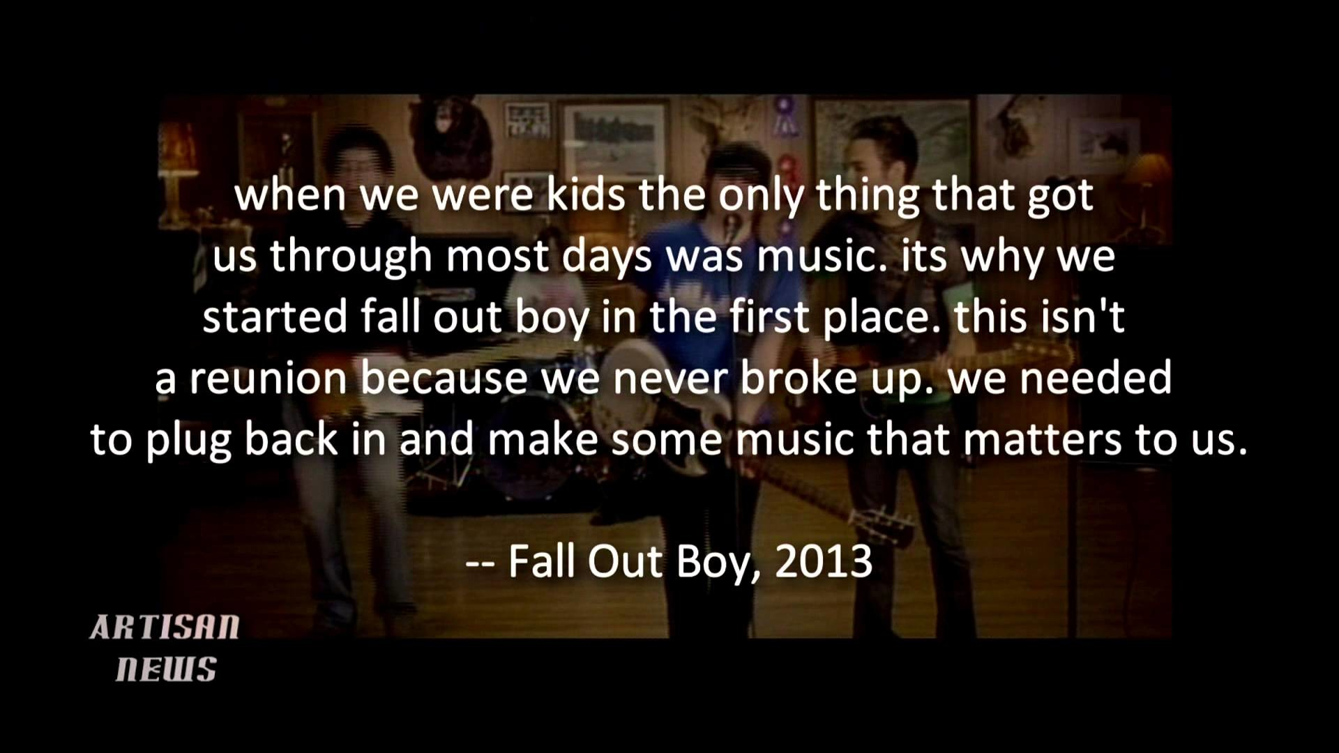 fall out boy lyrics tumblr fall out boy symbol save rock and roll .