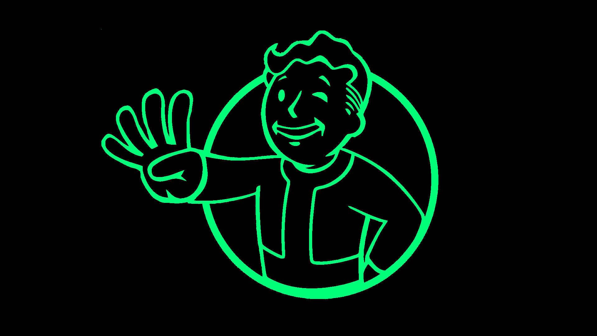 … fallout fallout 4 vault boy wallpapers hd desktop and mobile …