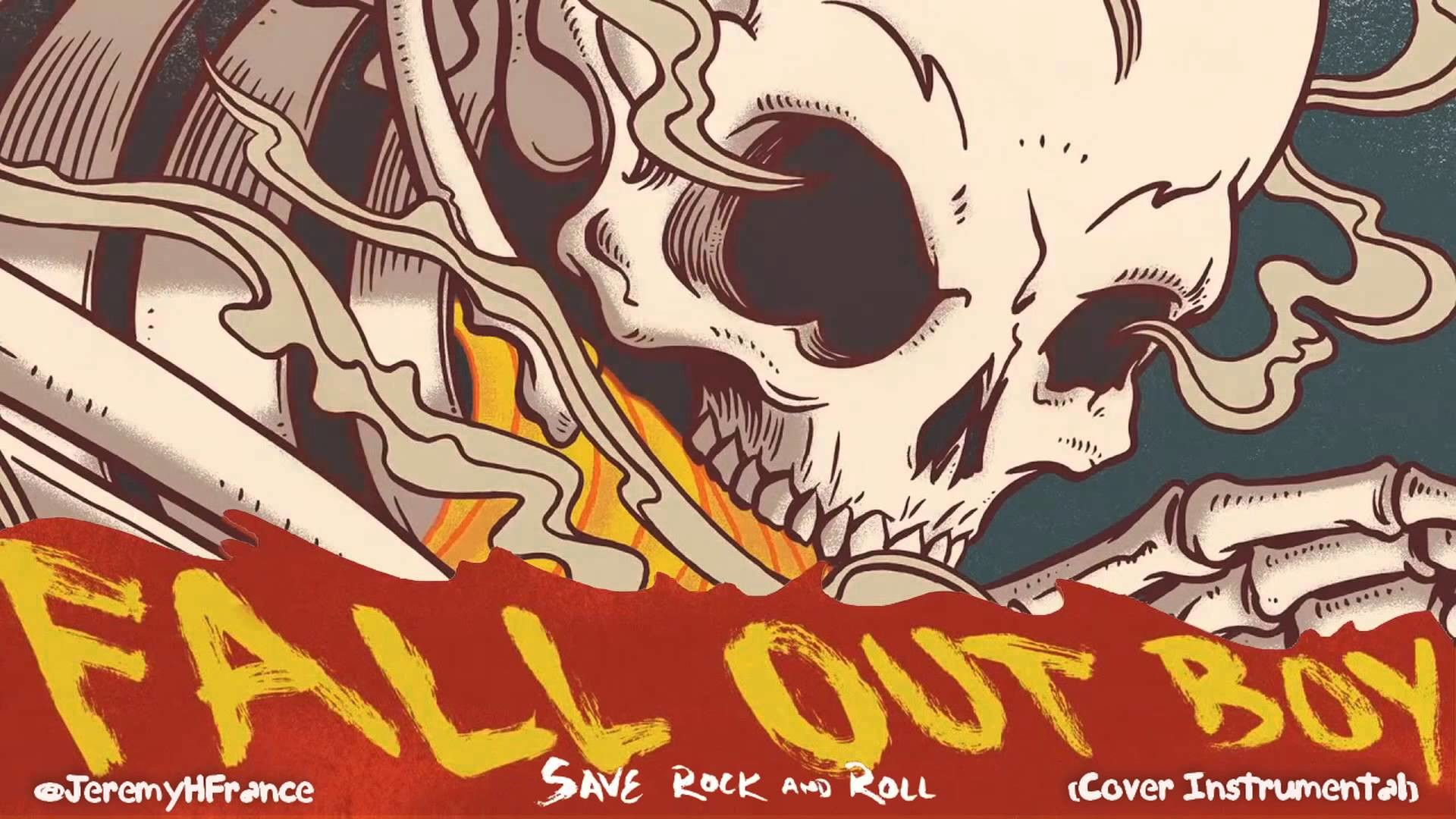 Fall Out Boy – Save Rock and Roll (Instrumental Cover)