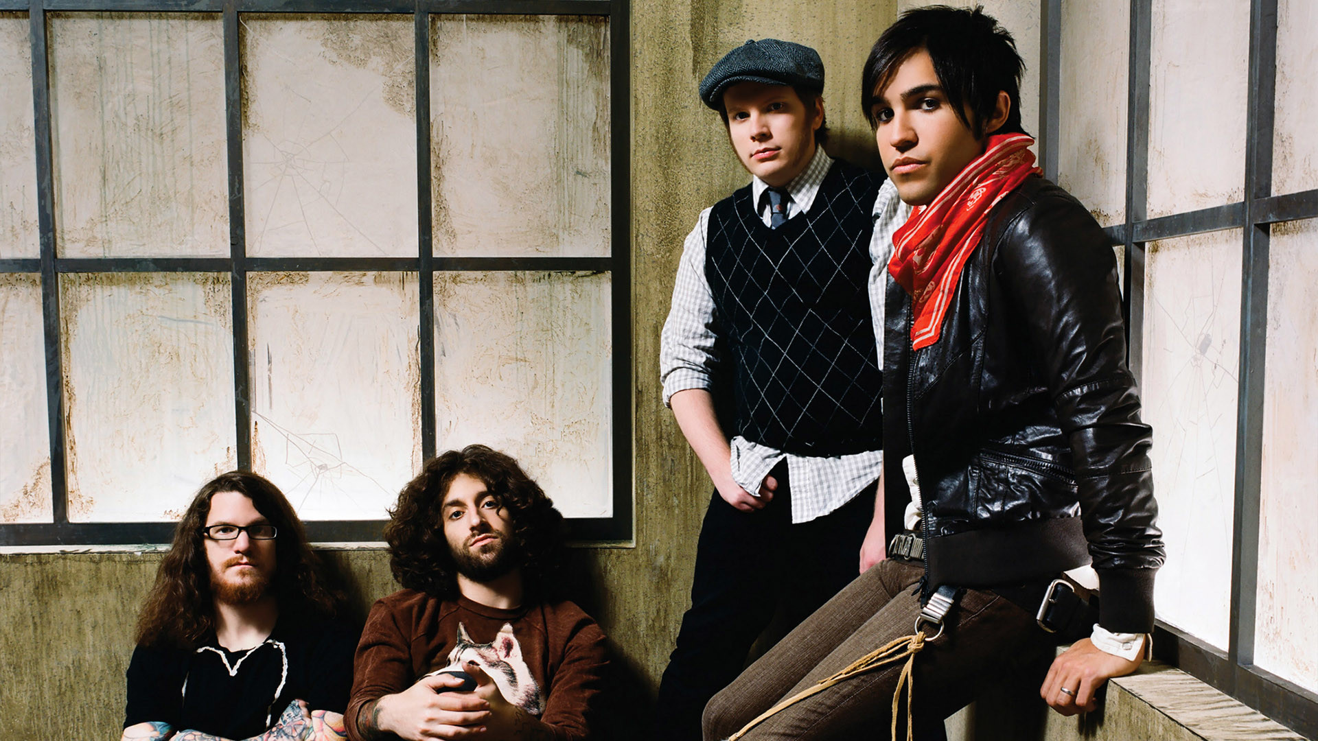 Fall Out Boy backdrop wallpaper