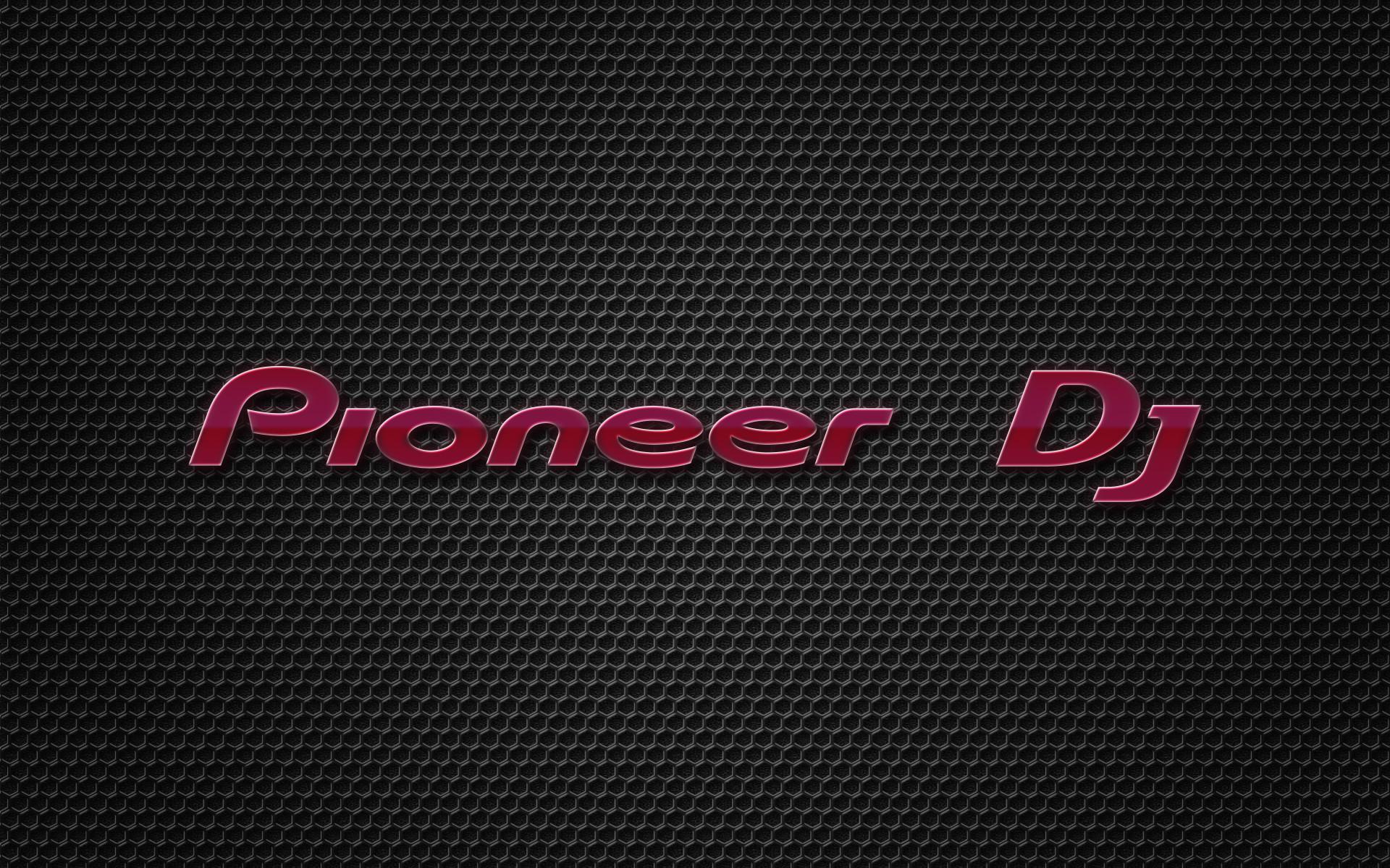 … Pioneer DJ Logo Wallpaper 1 by 2Seven2