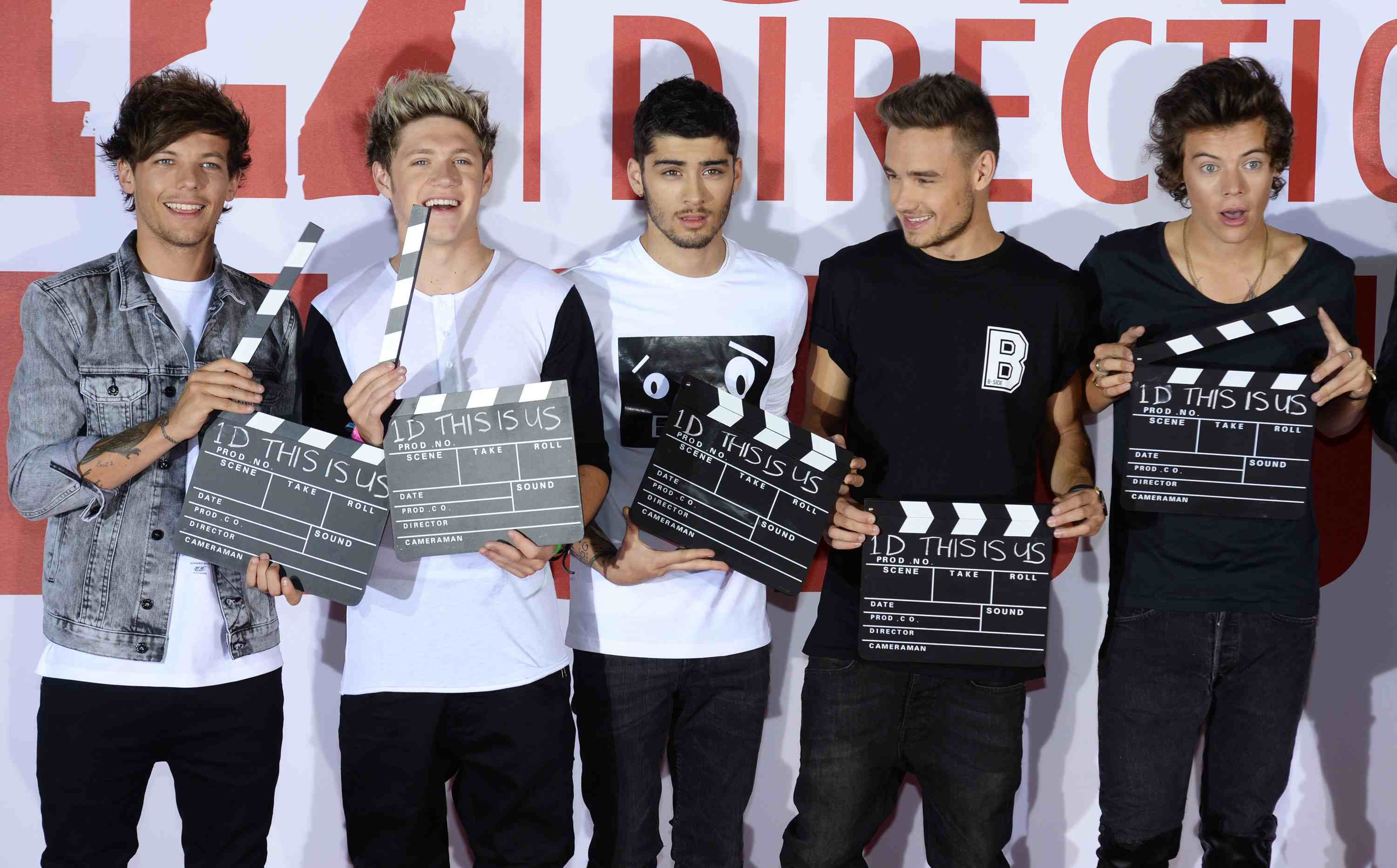'One Direction – This Is Us' Photo Call And Press Conference