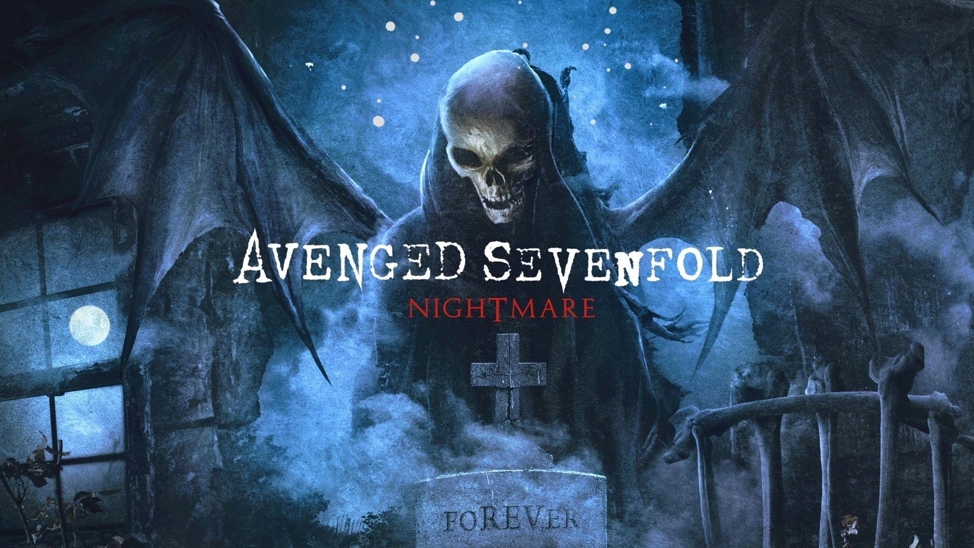Cool Avenged Sevenfold Wallpaper