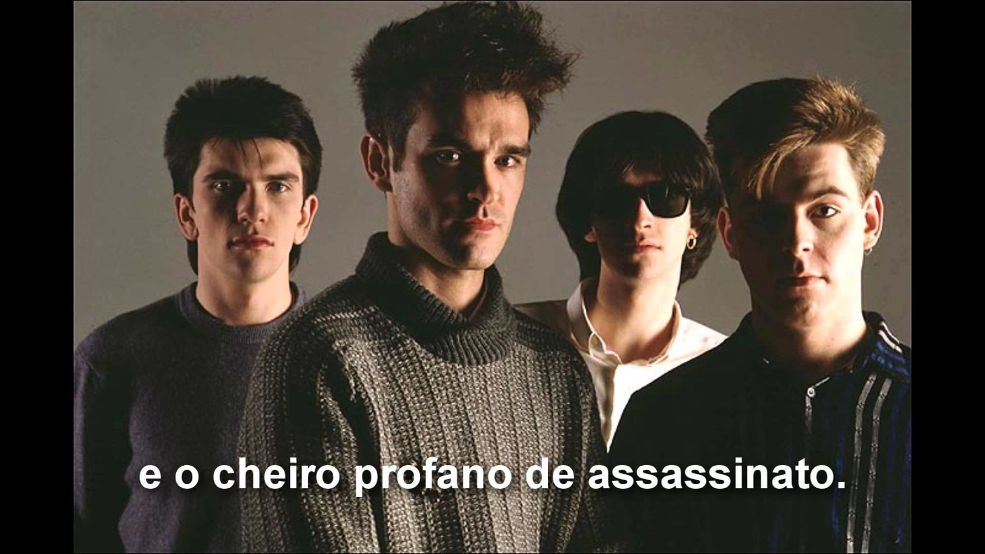 The Smiths – Meat Is Murder., legendado.