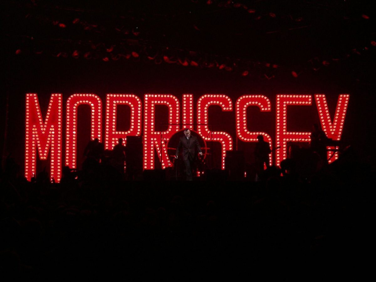 Morrissey Wallpaper – Viewing Gallery