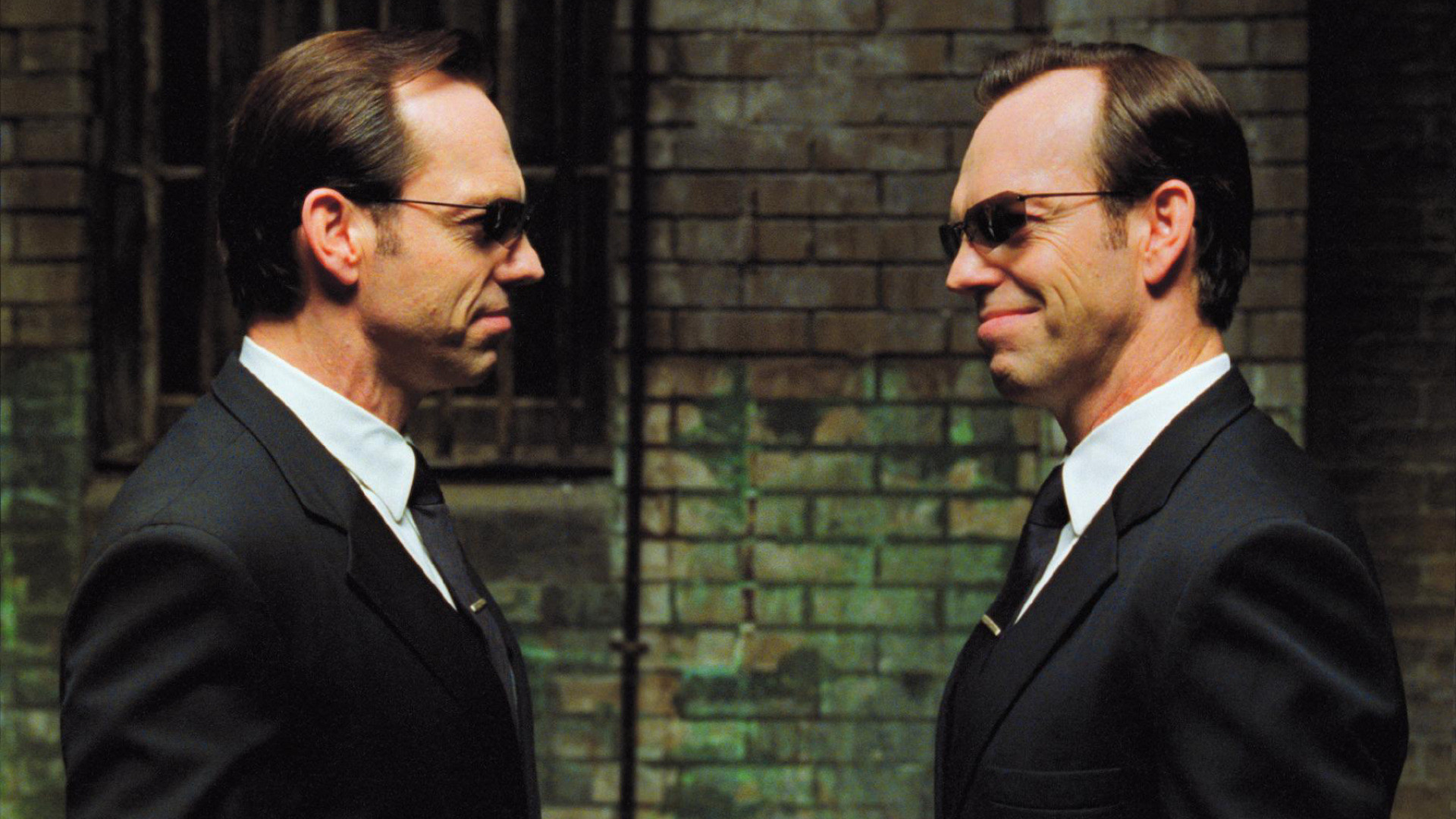 Agent Smith wallpaper · «