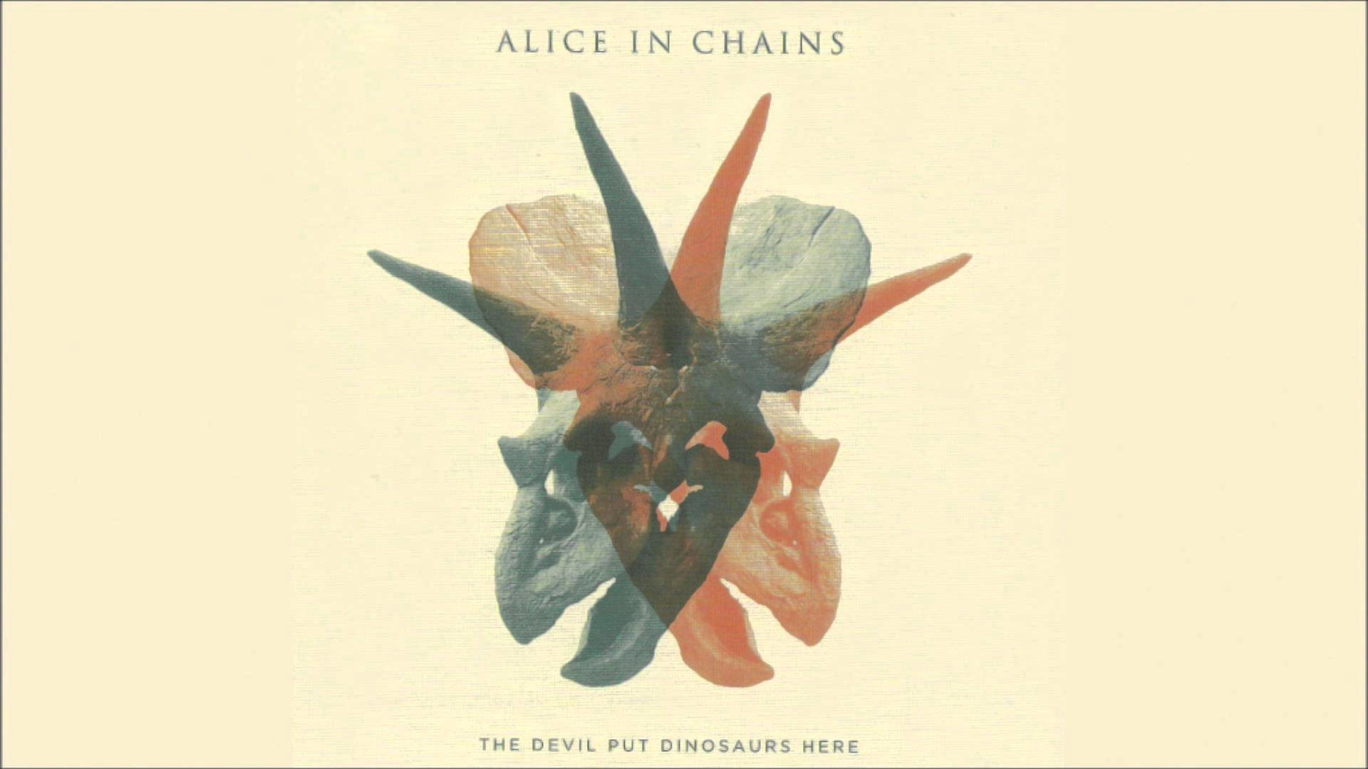 Alice In Chains – The Devil Put Dinosaurs Here (HD)