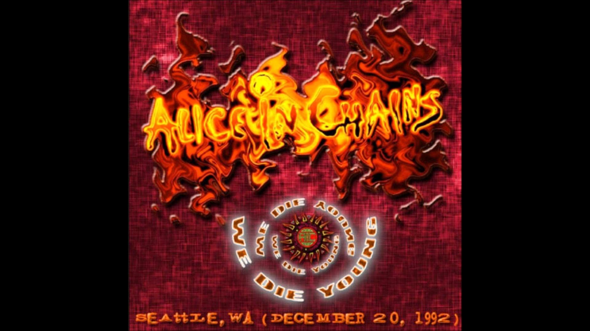 "Alice In Chains – ""We Die Young"" (Full Bootleg, Live in Seattle '92) –  YouTube"