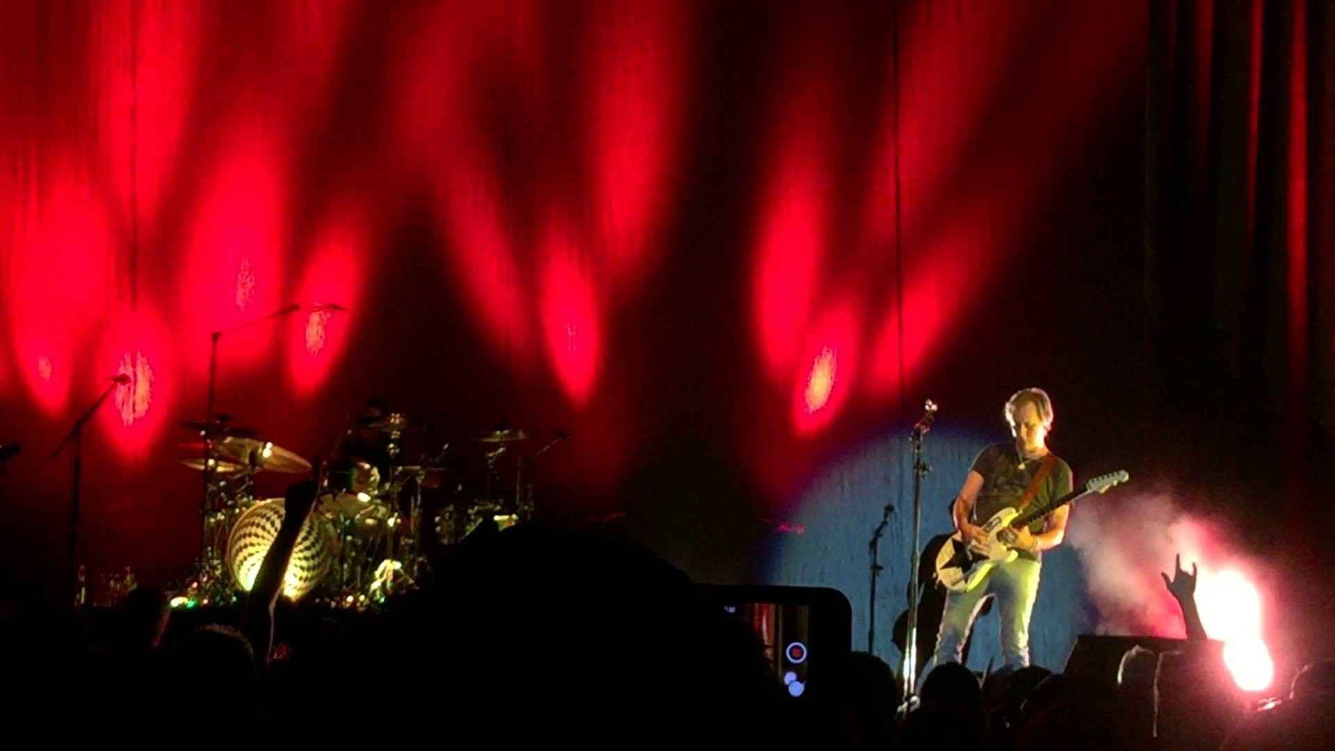 Alice in Chains- Rooster w/ the Real Rooster Jerry Cantrell Sr.- Winstar  Casino 1 Aug 15