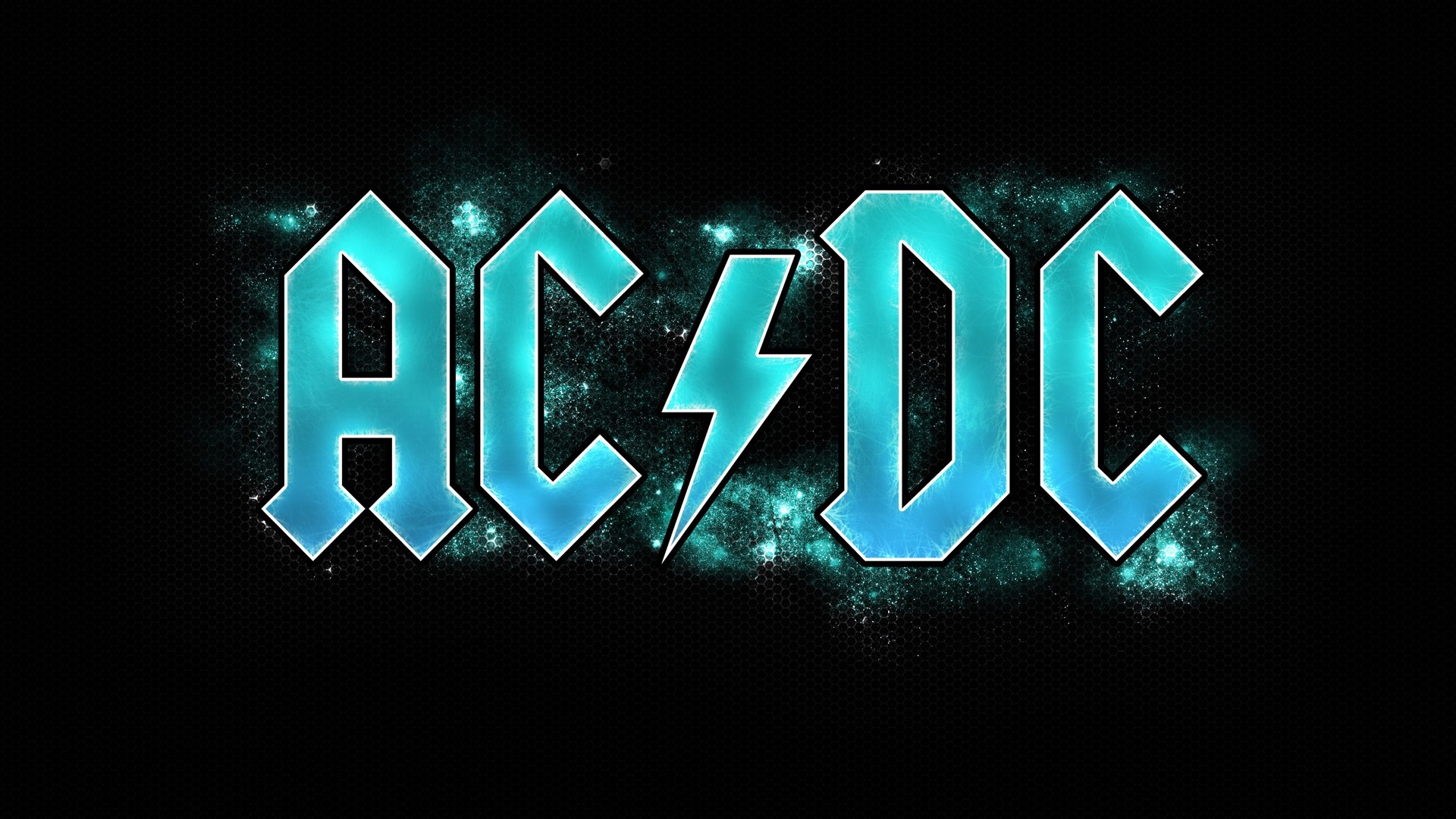 Preview wallpaper acdc, graphics, background, font, light 1920×1080