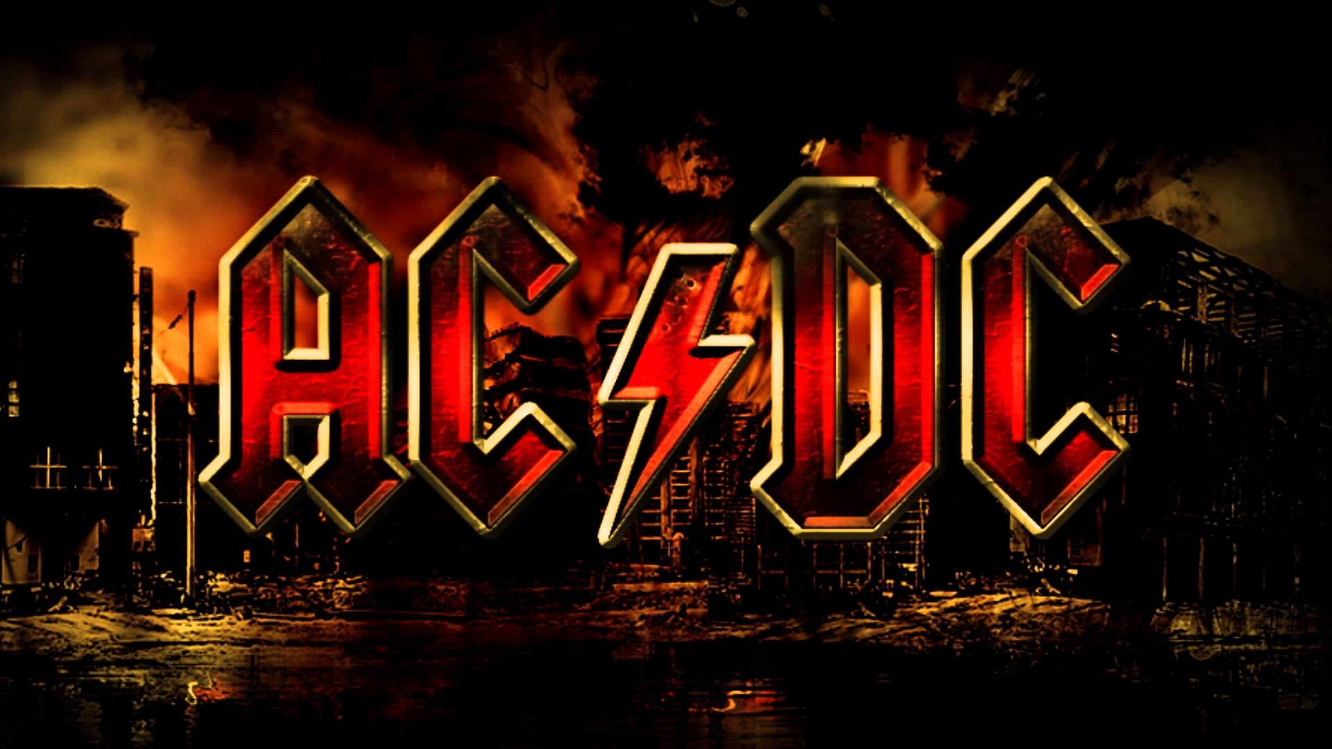 Music Wallpaper: Ac Dc Thunderstruck Wallpapers Phone with